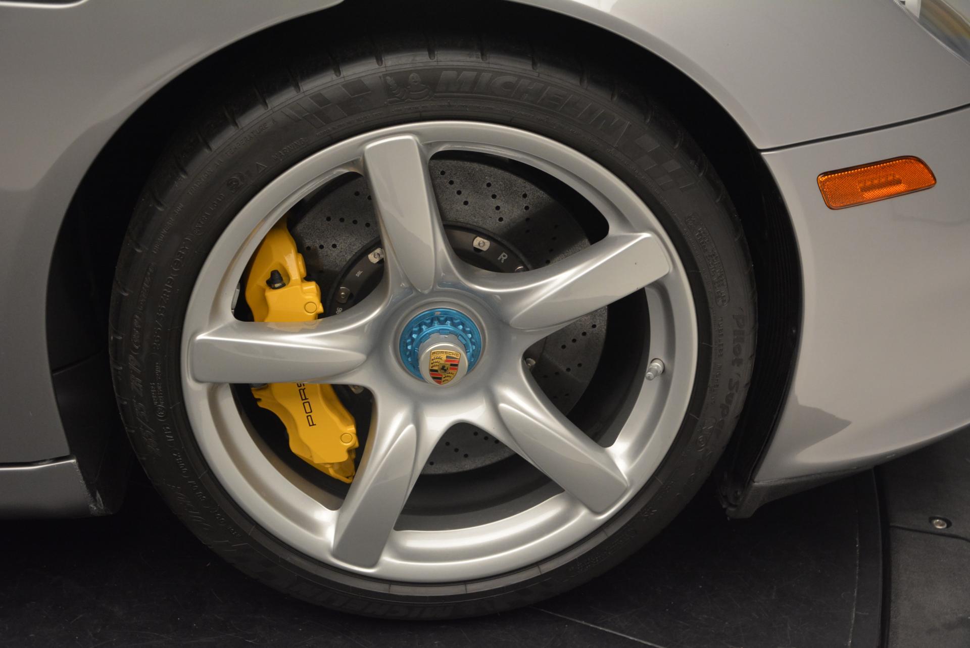 Used 2005 Porsche Carrera GT  For Sale In Greenwich, CT. Alfa Romeo of Greenwich, 7114 108_p24