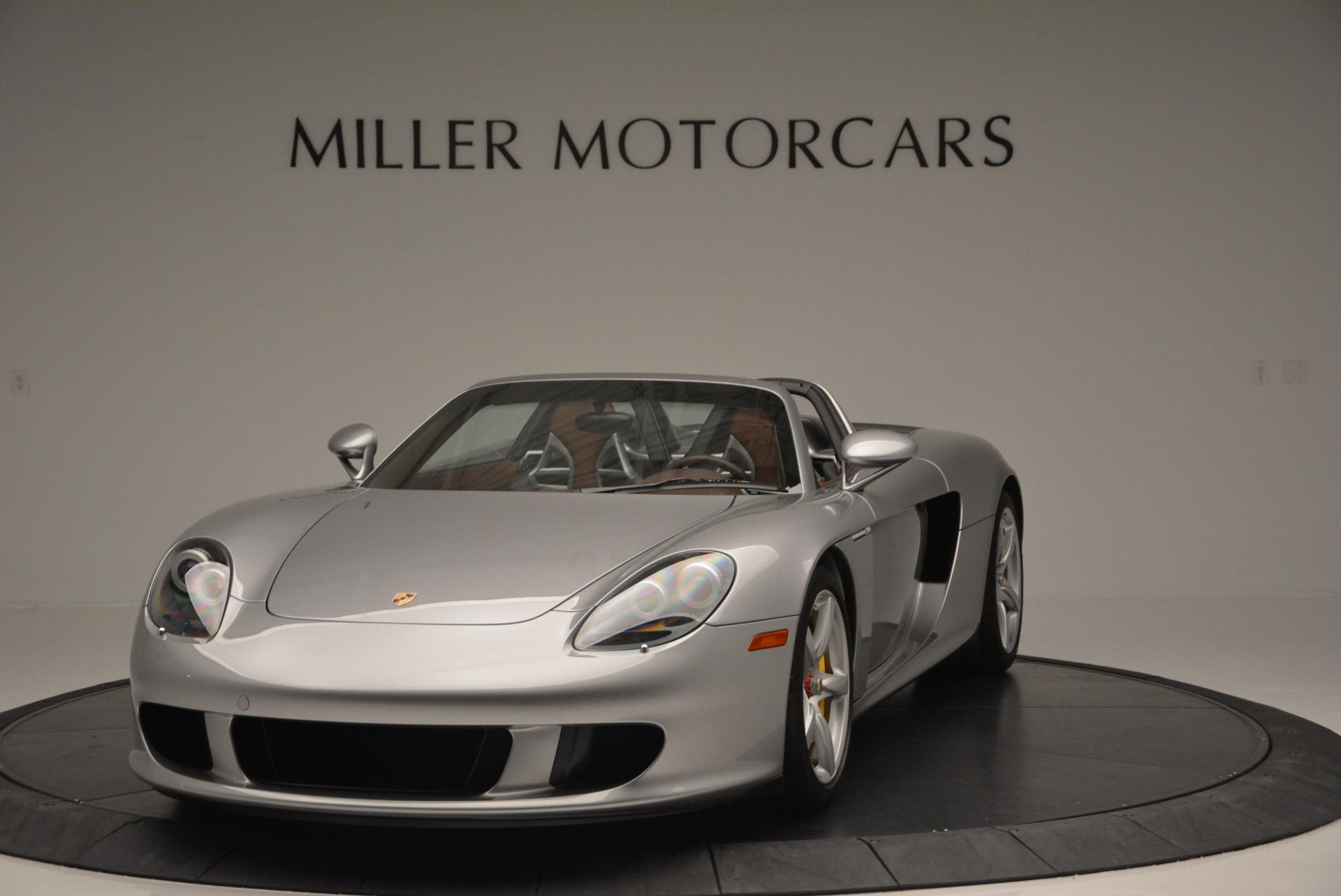 Used 2005 Porsche Carrera GT  For Sale In Greenwich, CT. Alfa Romeo of Greenwich, 7114 108_p2