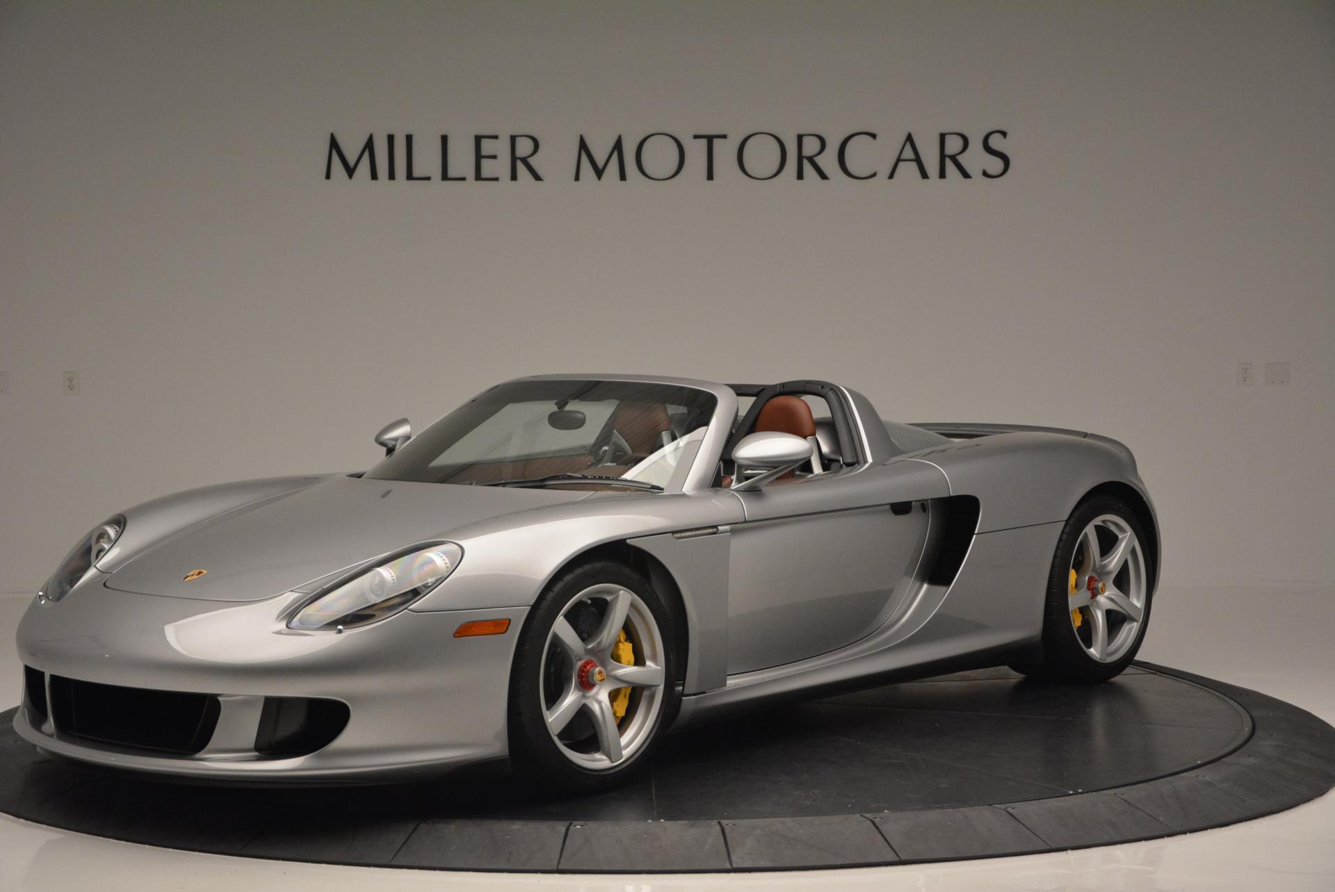 Used 2005 Porsche Carrera GT  For Sale In Greenwich, CT. Alfa Romeo of Greenwich, 7114 108_p3
