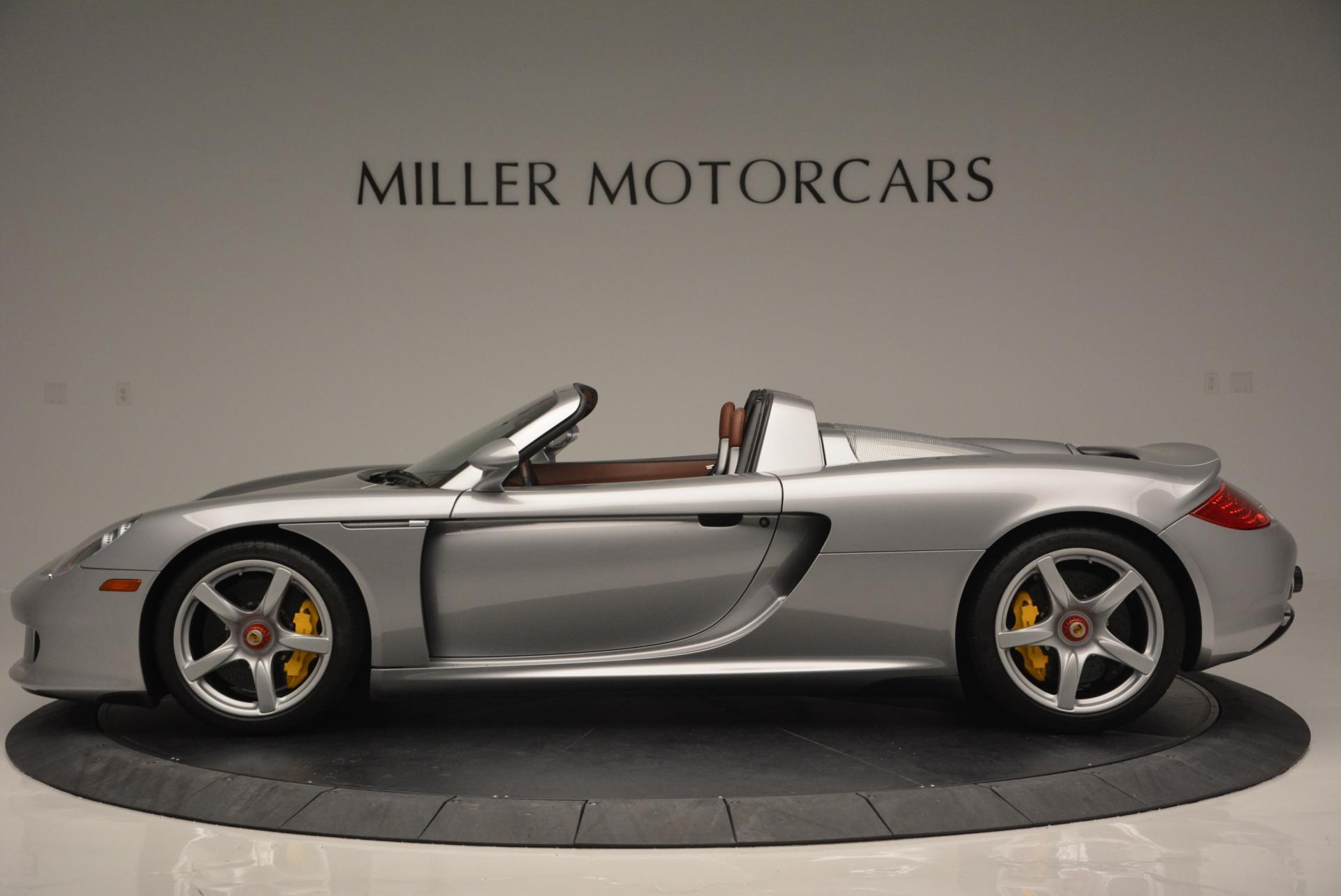Used 2005 Porsche Carrera GT  For Sale In Greenwich, CT. Alfa Romeo of Greenwich, 7114 108_p4