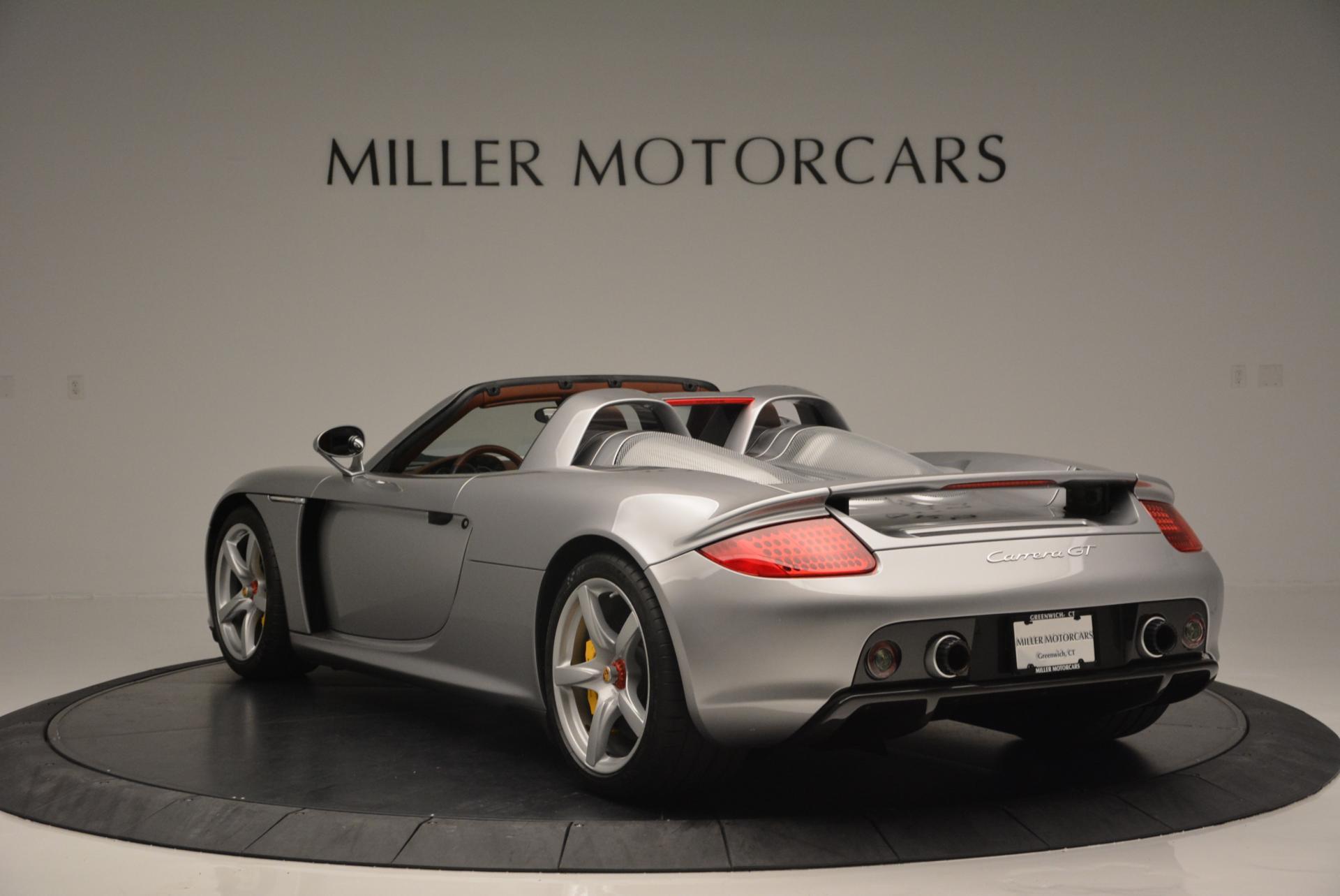 Used 2005 Porsche Carrera GT  For Sale In Greenwich, CT. Alfa Romeo of Greenwich, 7114 108_p6