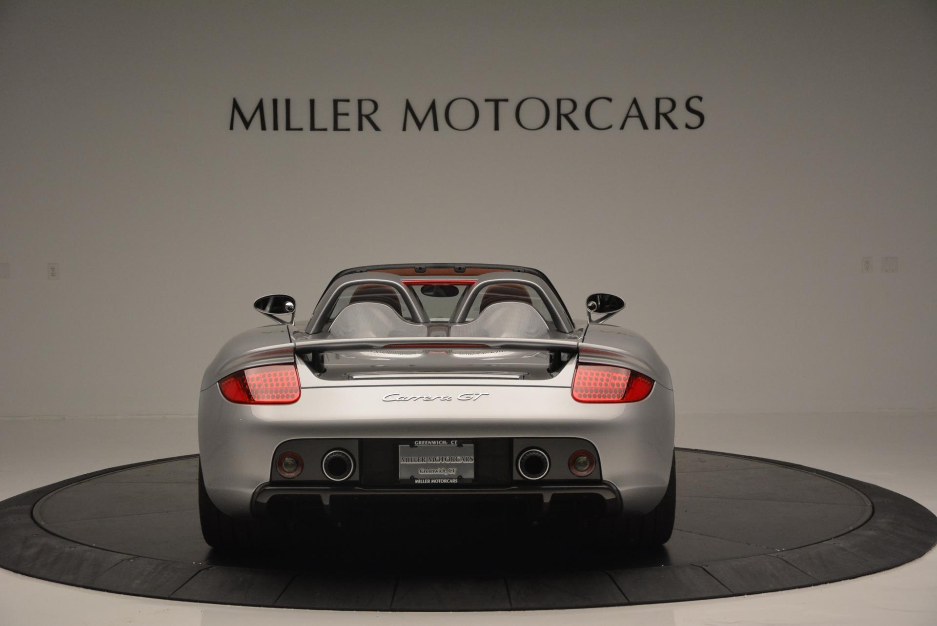 Used 2005 Porsche Carrera GT  For Sale In Greenwich, CT. Alfa Romeo of Greenwich, 7114 108_p7