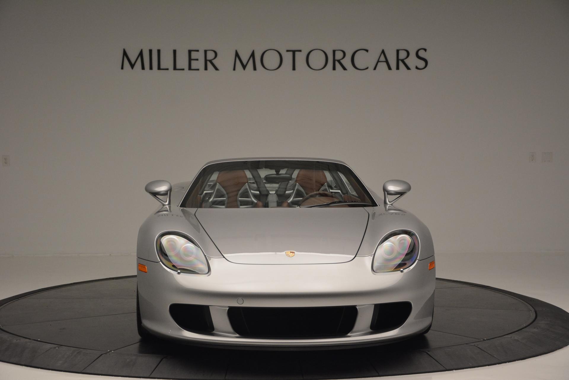 Used 2005 Porsche Carrera GT  For Sale In Greenwich, CT. Alfa Romeo of Greenwich, 7114 108_p8