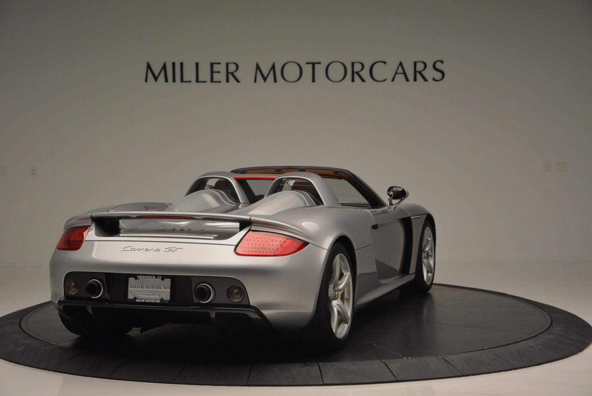 Used 2005 Porsche Carrera GT  For Sale In Greenwich, CT. Alfa Romeo of Greenwich, 7114 108_p9