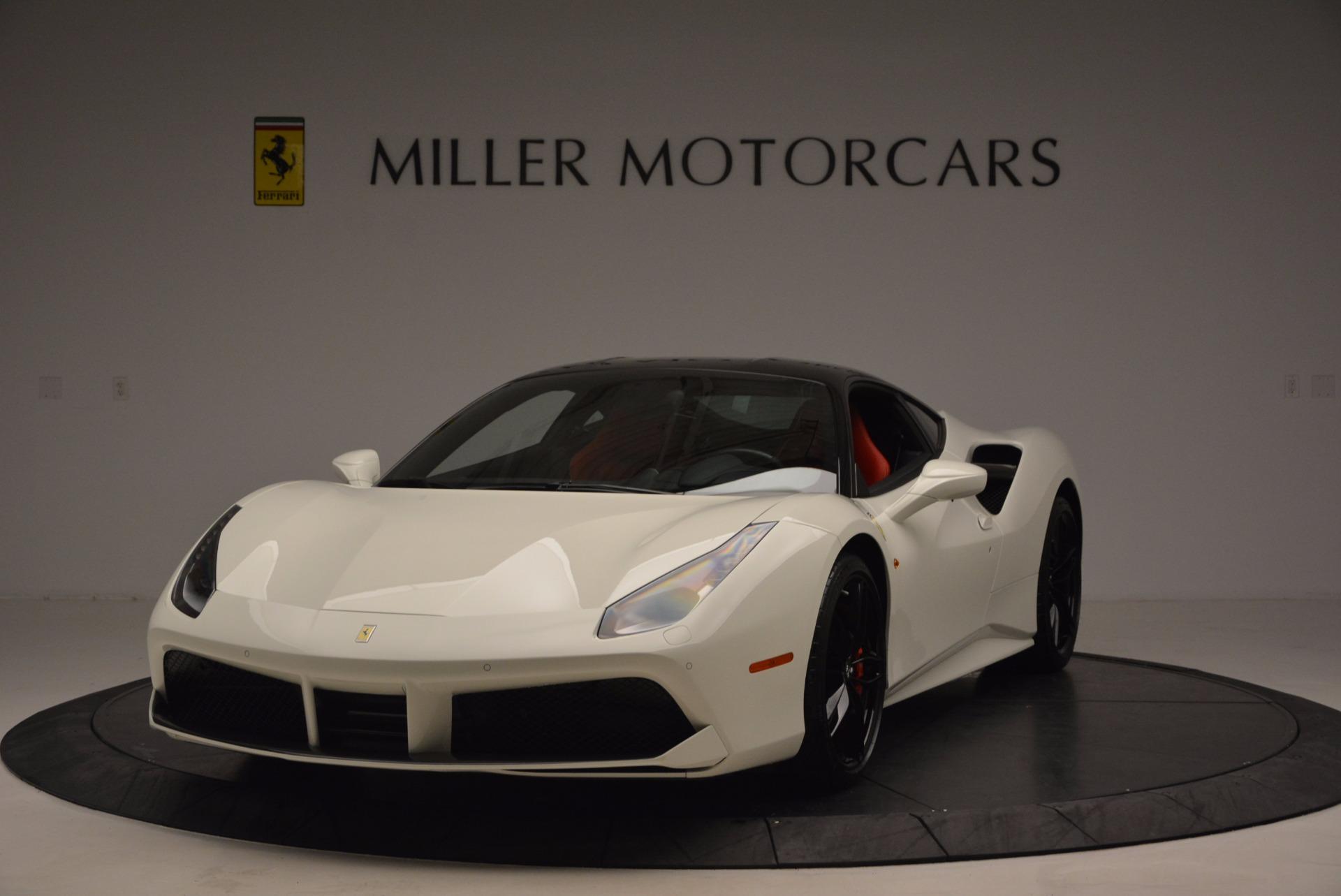 Used 2016 Ferrari 488 GTB  For Sale In Greenwich, CT. Alfa Romeo of Greenwich, 4384 1080_main