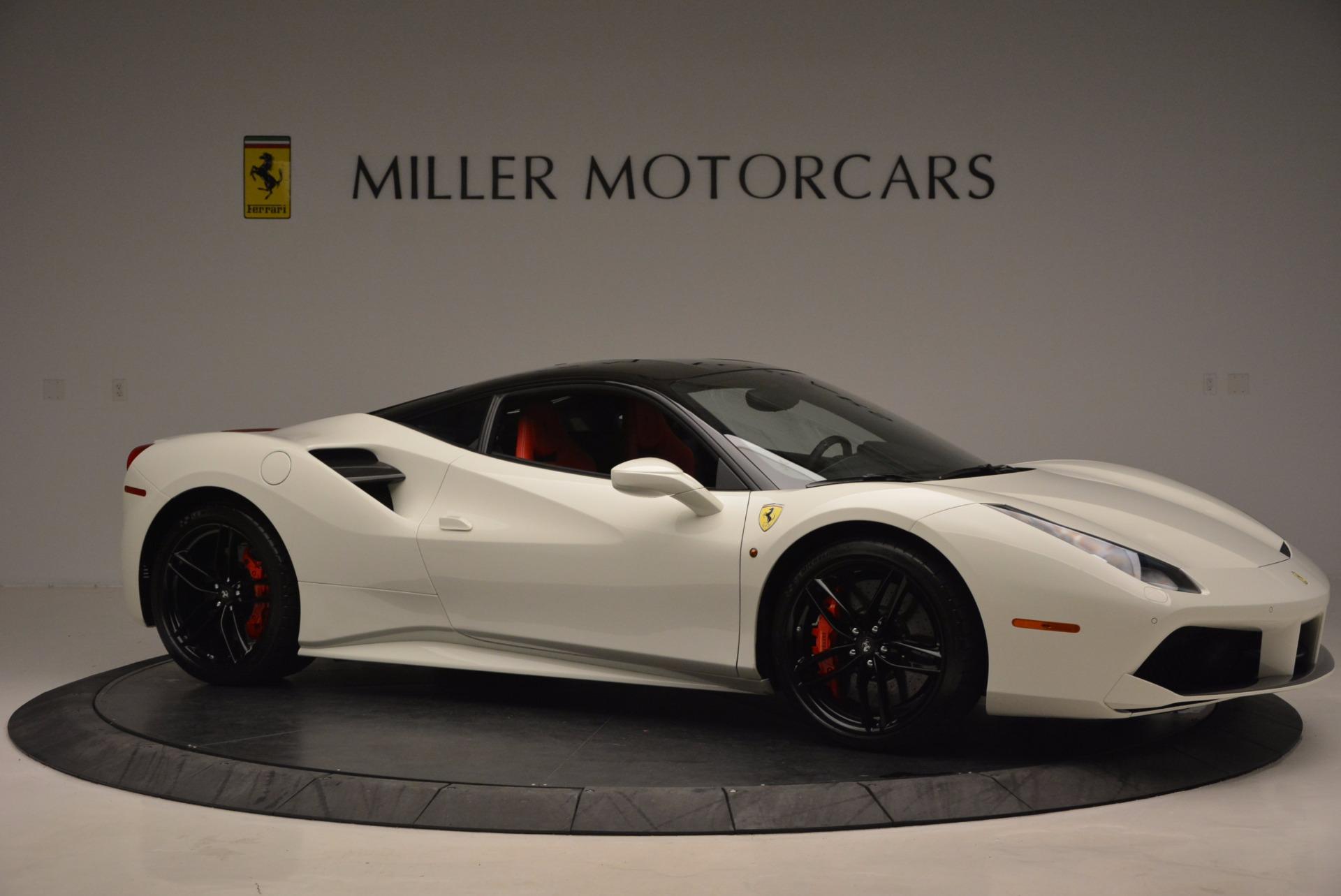 Used 2016 Ferrari 488 GTB  For Sale In Greenwich, CT. Alfa Romeo of Greenwich, 4384 1080_p10