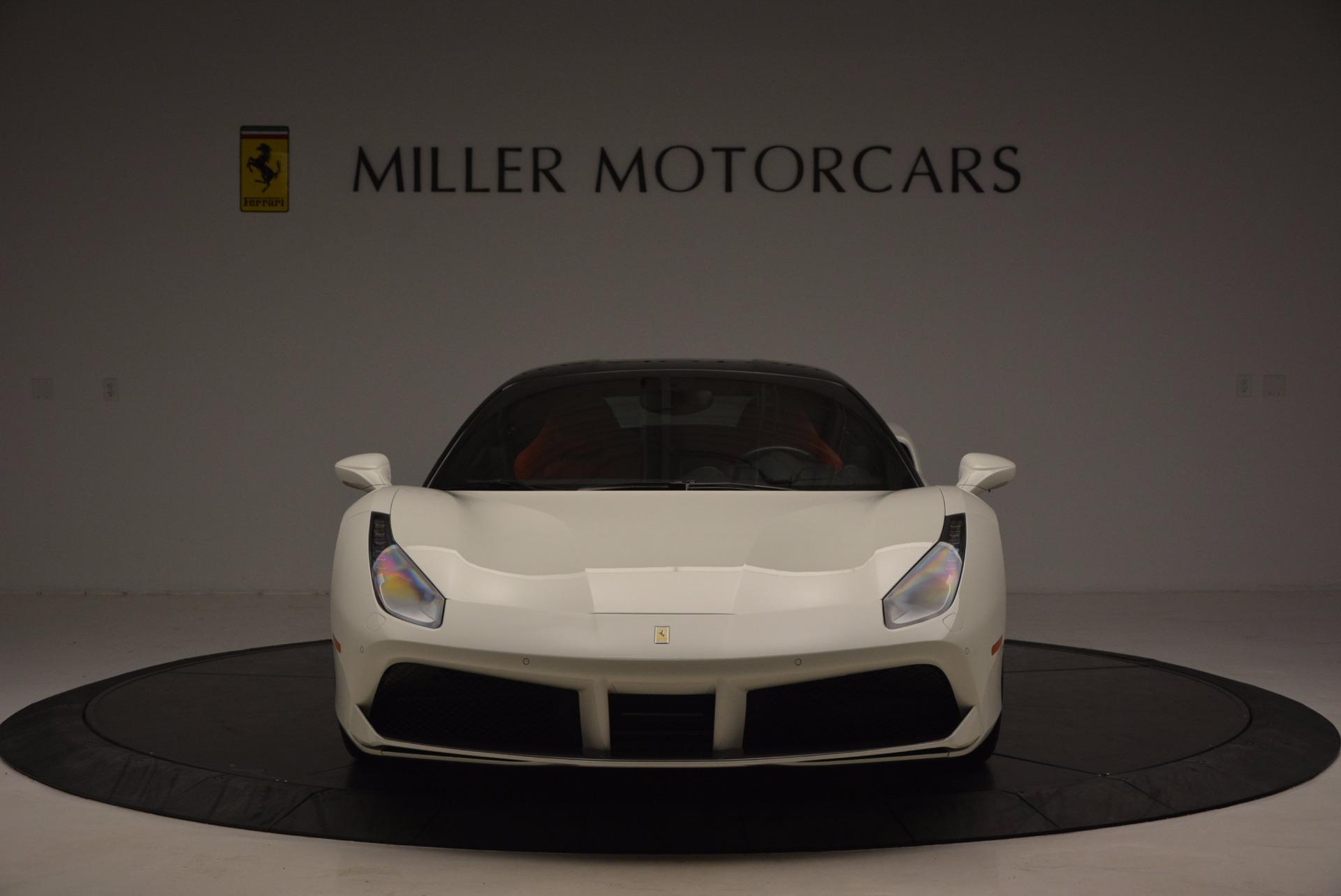 Used 2016 Ferrari 488 GTB  For Sale In Greenwich, CT. Alfa Romeo of Greenwich, 4384 1080_p12