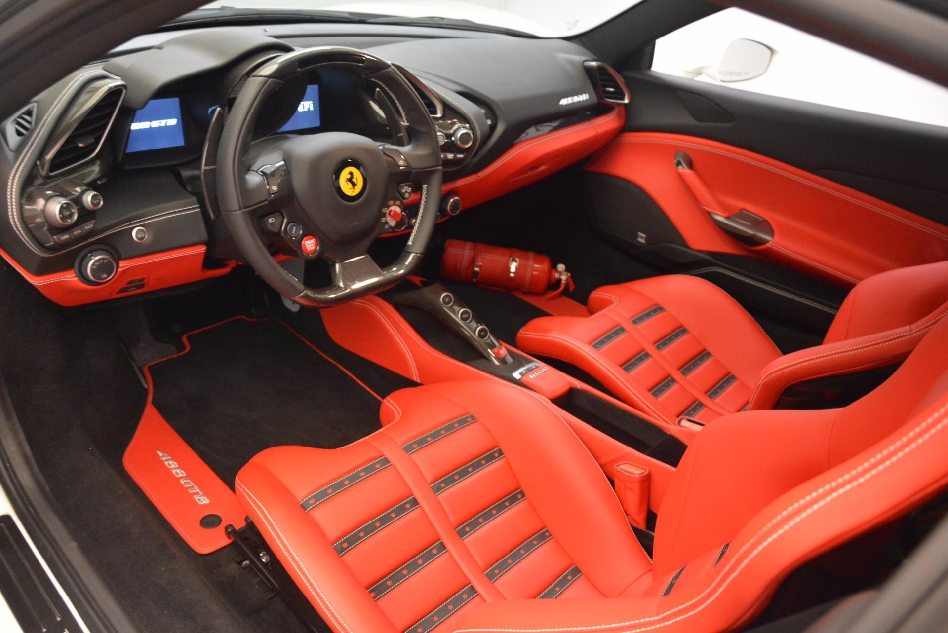 Used 2016 Ferrari 488 GTB  For Sale In Greenwich, CT. Alfa Romeo of Greenwich, 4384 1080_p13