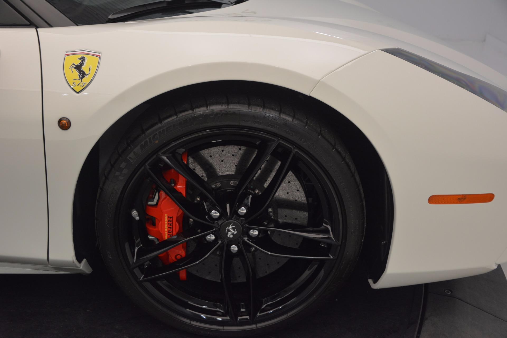Used 2016 Ferrari 488 GTB  For Sale In Greenwich, CT. Alfa Romeo of Greenwich, 4384 1080_p22