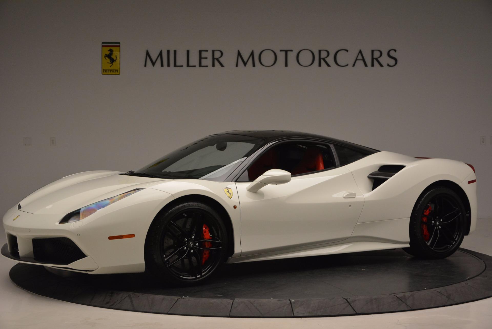 Used 2016 Ferrari 488 GTB  For Sale In Greenwich, CT. Alfa Romeo of Greenwich, 4384 1080_p2