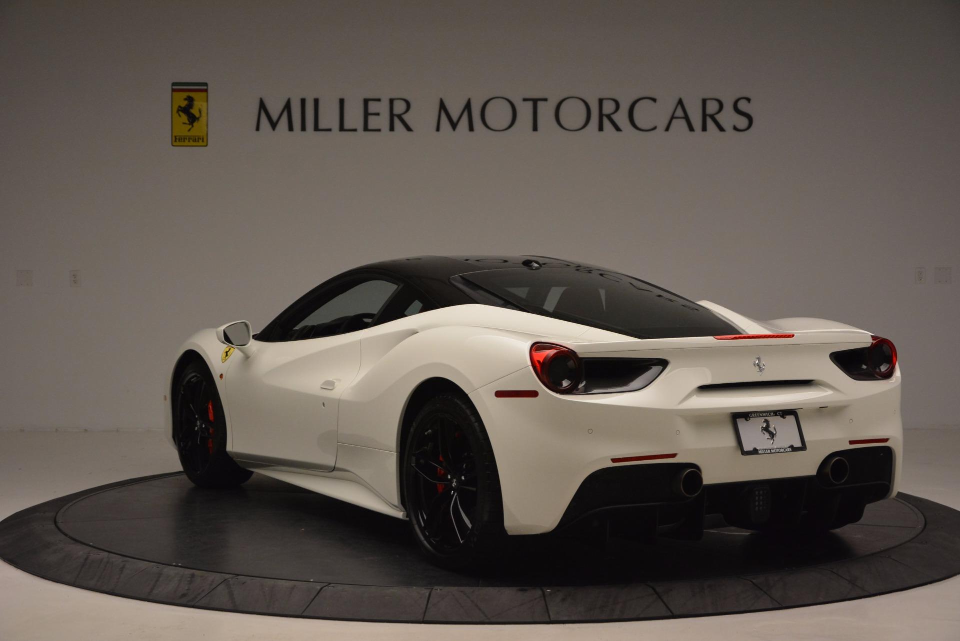 Used 2016 Ferrari 488 GTB  For Sale In Greenwich, CT. Alfa Romeo of Greenwich, 4384 1080_p5