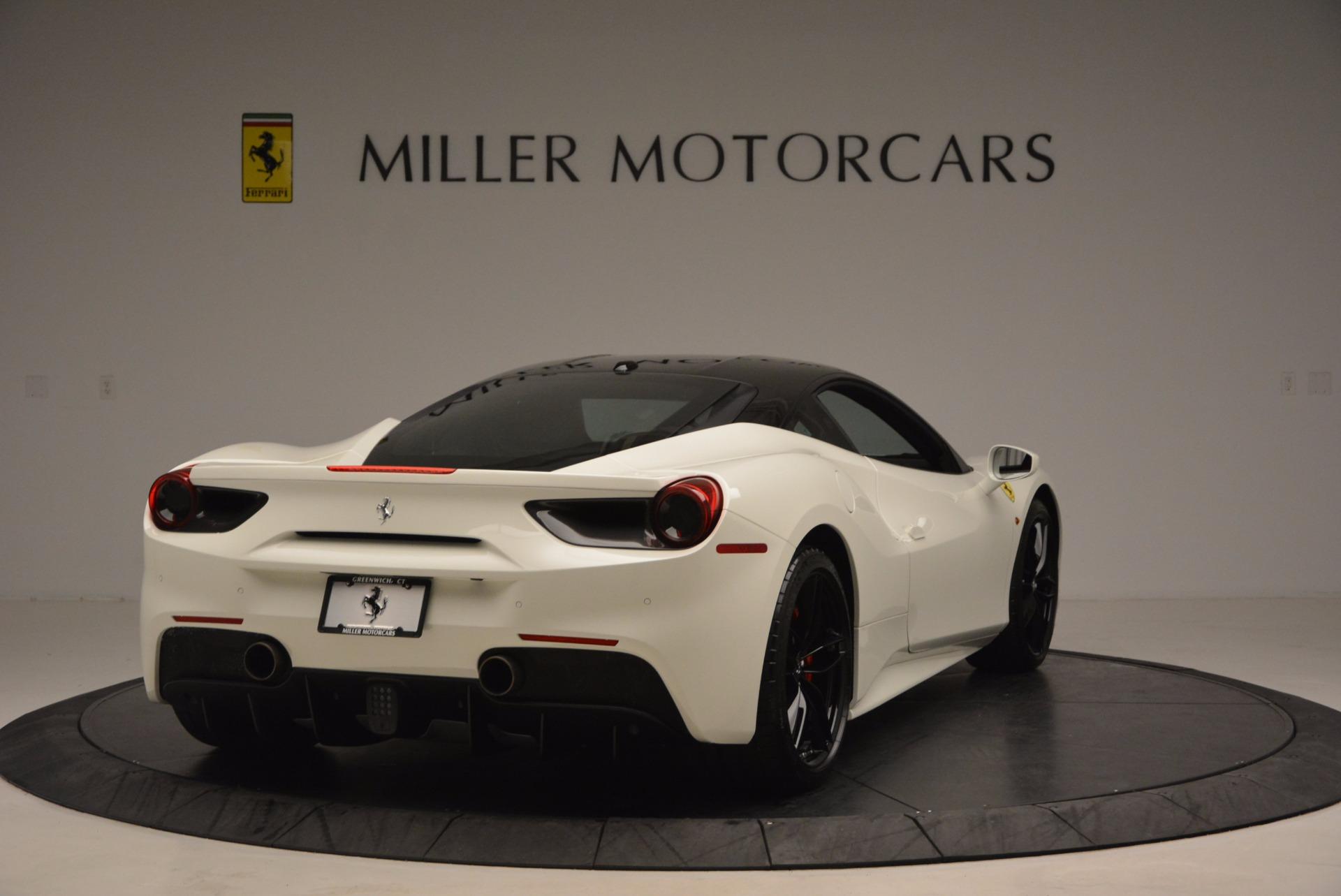 Used 2016 Ferrari 488 GTB  For Sale In Greenwich, CT. Alfa Romeo of Greenwich, 4384 1080_p7