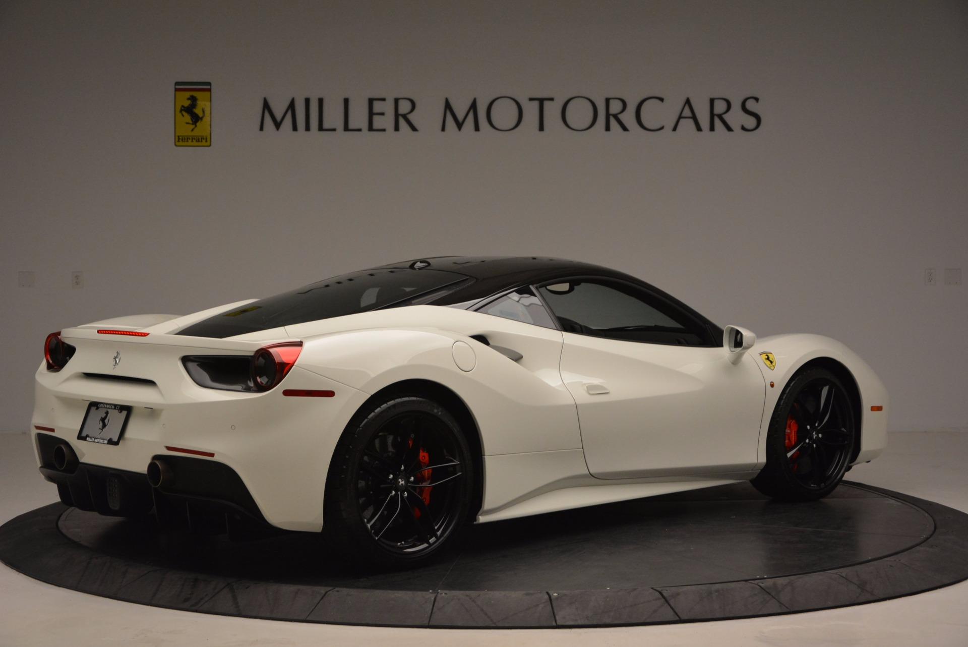Used 2016 Ferrari 488 GTB  For Sale In Greenwich, CT. Alfa Romeo of Greenwich, 4384 1080_p8