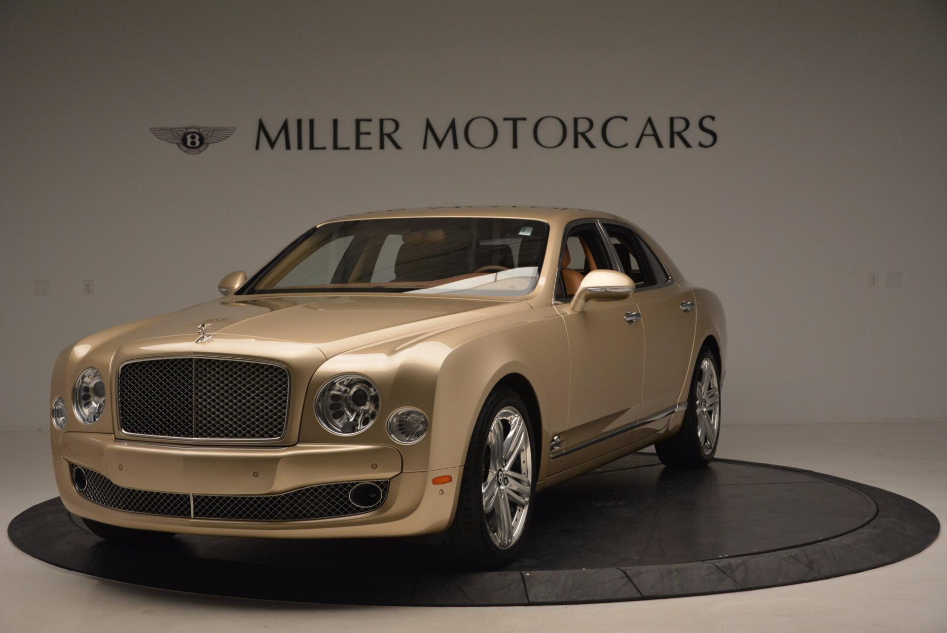 Used 2011 Bentley Mulsanne  For Sale In Greenwich, CT. Alfa Romeo of Greenwich, B1245A 1081_main