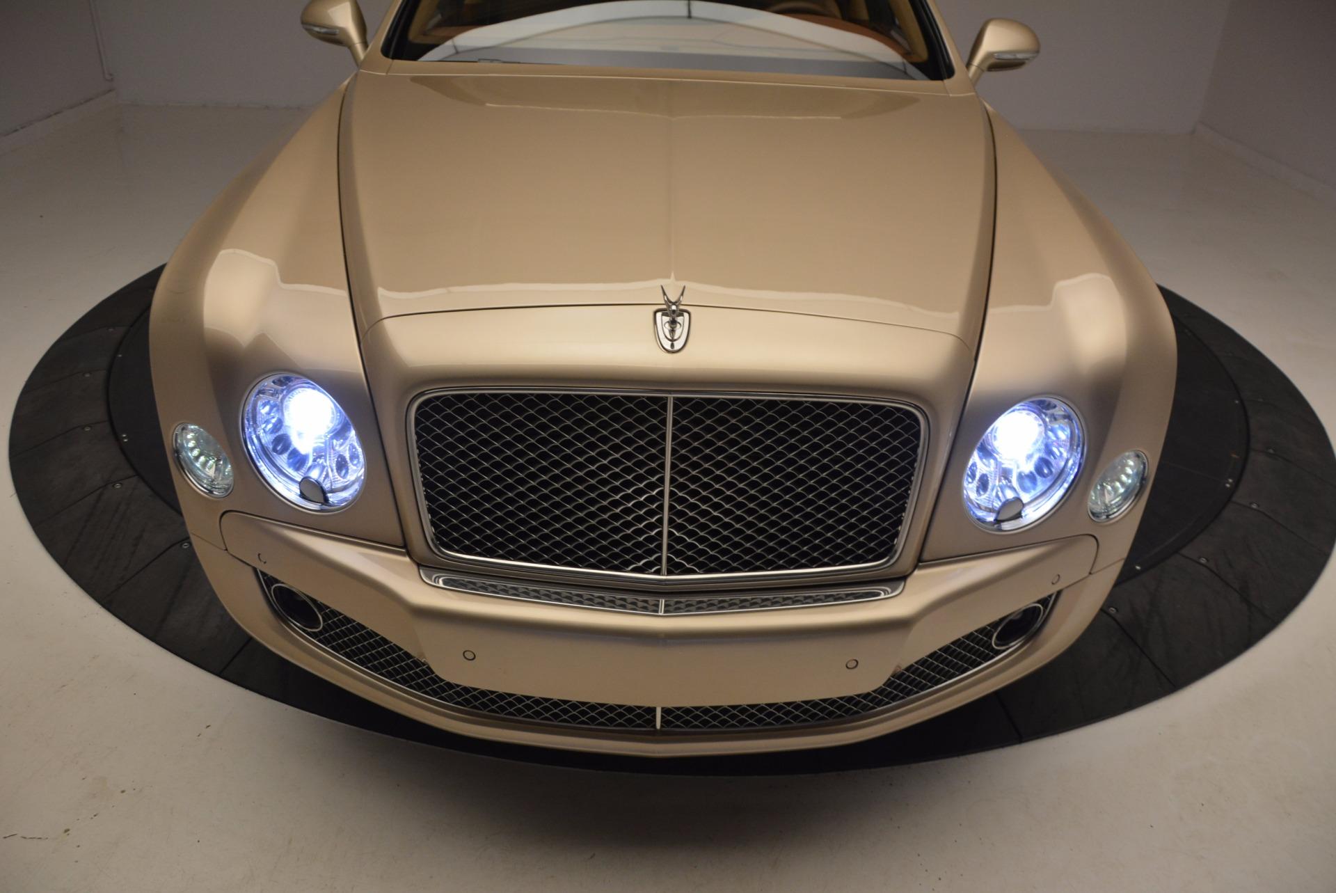 Used 2011 Bentley Mulsanne  For Sale In Greenwich, CT. Alfa Romeo of Greenwich, B1245A 1081_p15