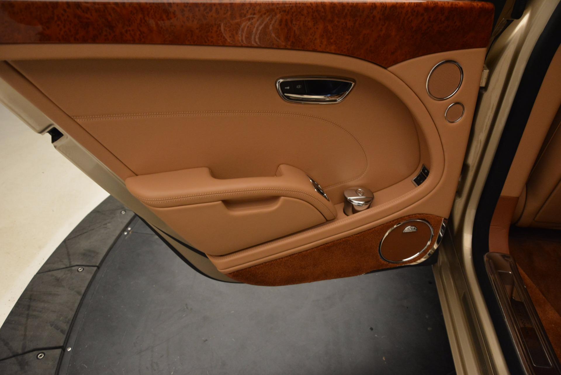 Used 2011 Bentley Mulsanne  For Sale In Greenwich, CT. Alfa Romeo of Greenwich, B1245A 1081_p26