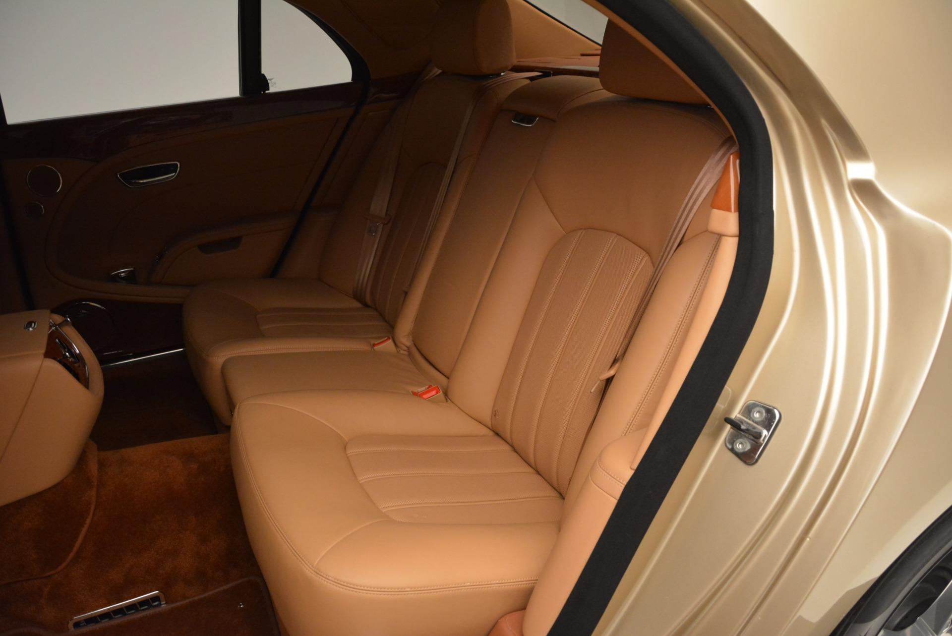 Used 2011 Bentley Mulsanne  For Sale In Greenwich, CT. Alfa Romeo of Greenwich, B1245A 1081_p27
