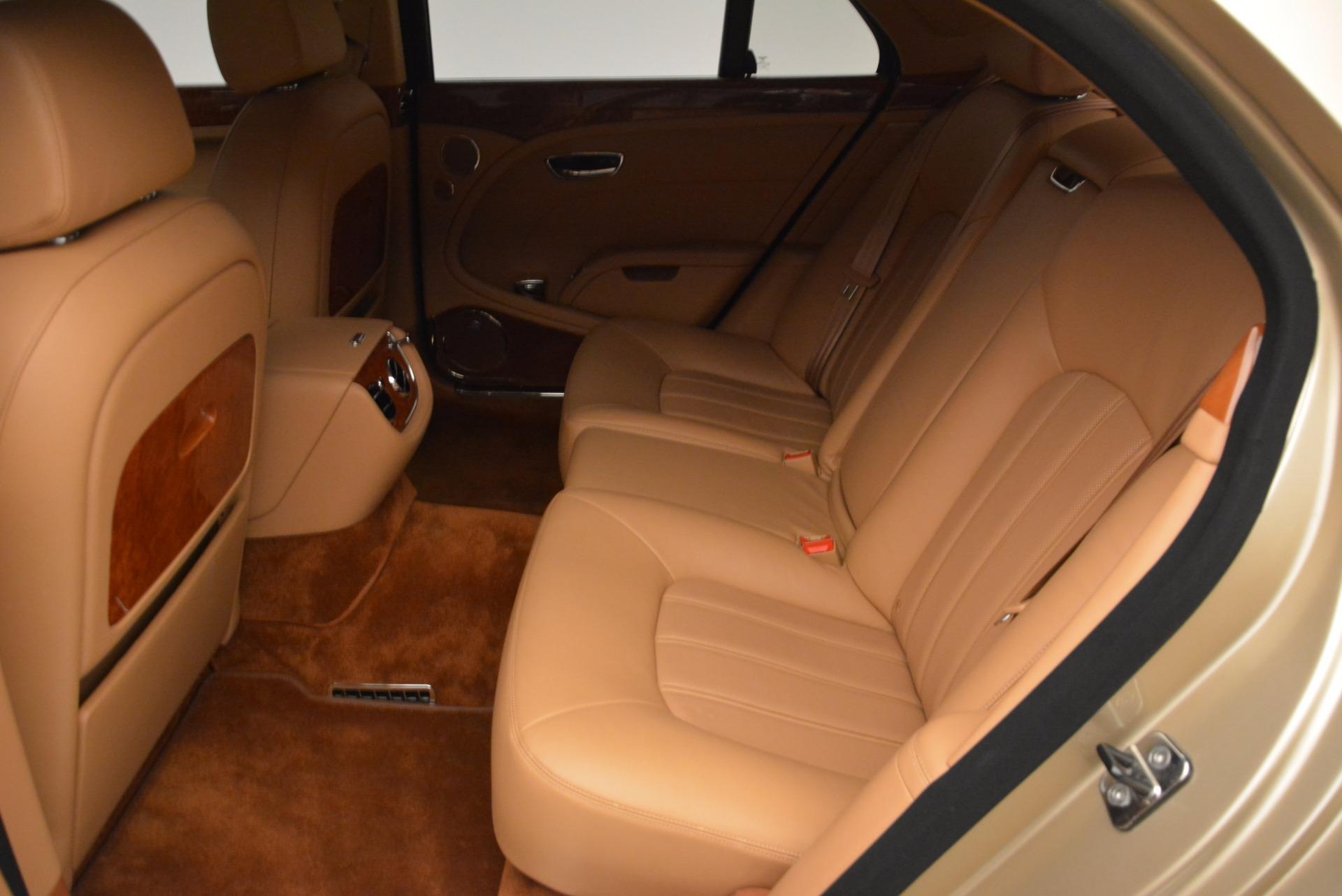 Used 2011 Bentley Mulsanne  For Sale In Greenwich, CT. Alfa Romeo of Greenwich, B1245A 1081_p28