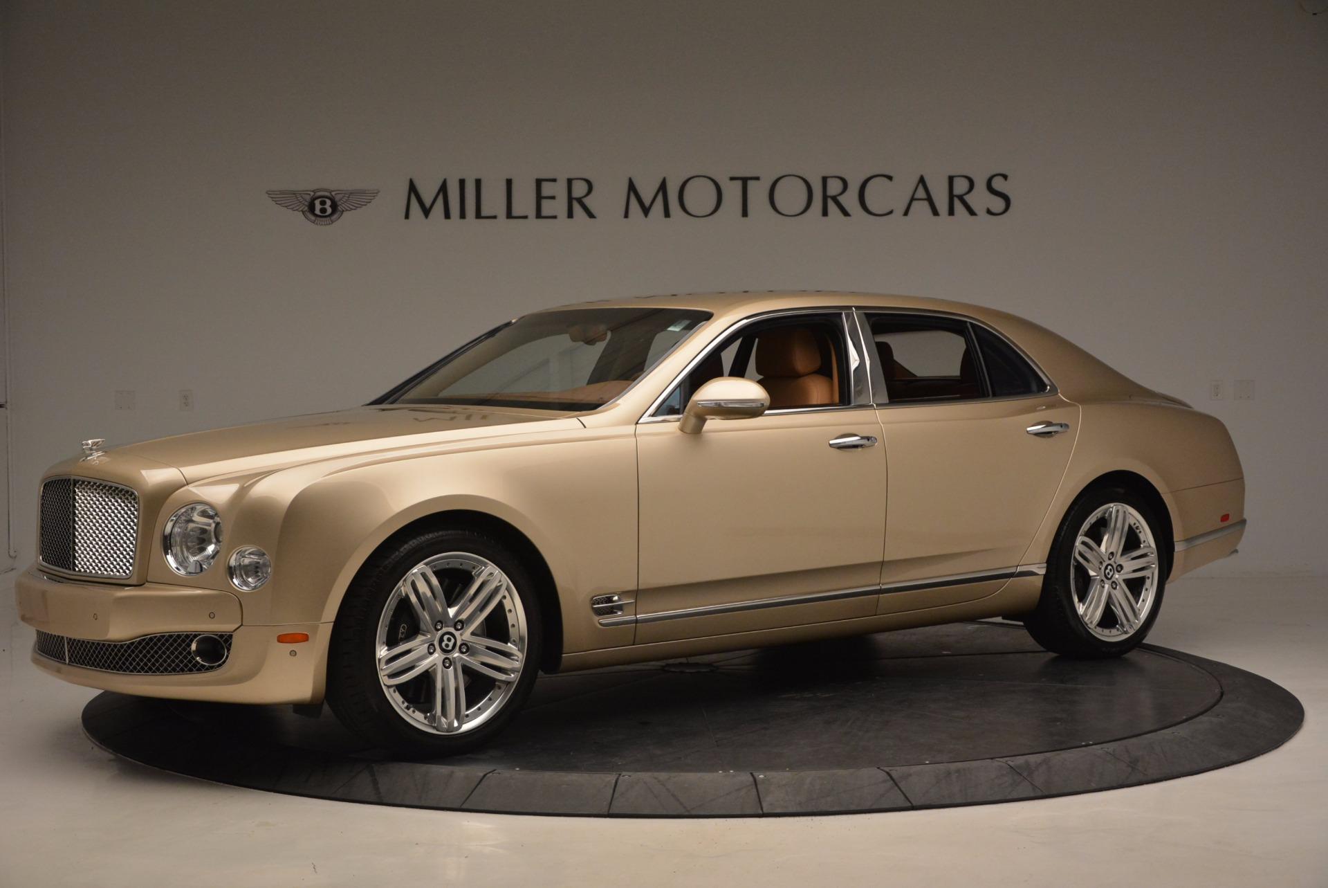 Used 2011 Bentley Mulsanne  For Sale In Greenwich, CT. Alfa Romeo of Greenwich, B1245A 1081_p2
