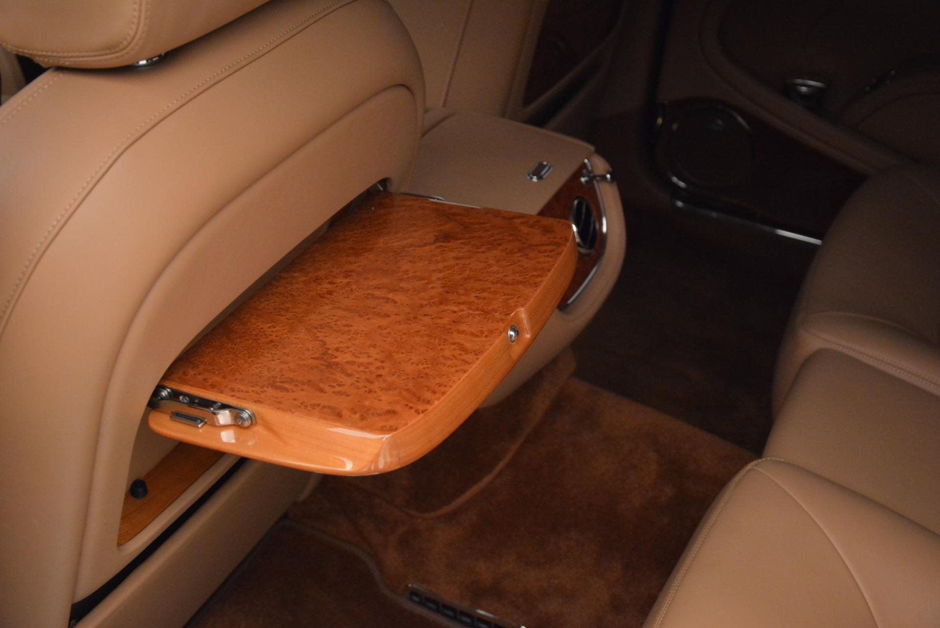 Used 2011 Bentley Mulsanne  For Sale In Greenwich, CT. Alfa Romeo of Greenwich, B1245A 1081_p30