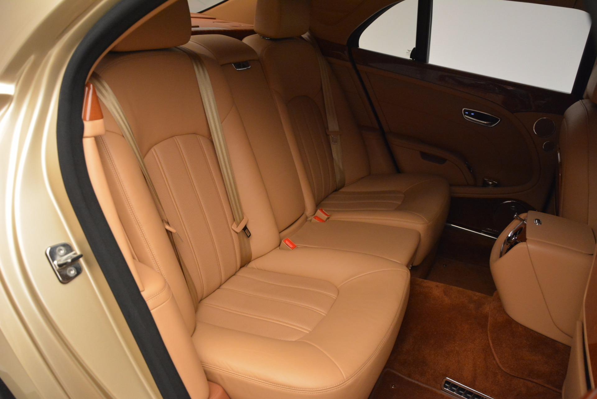 Used 2011 Bentley Mulsanne  For Sale In Greenwich, CT. Alfa Romeo of Greenwich, B1245A 1081_p34