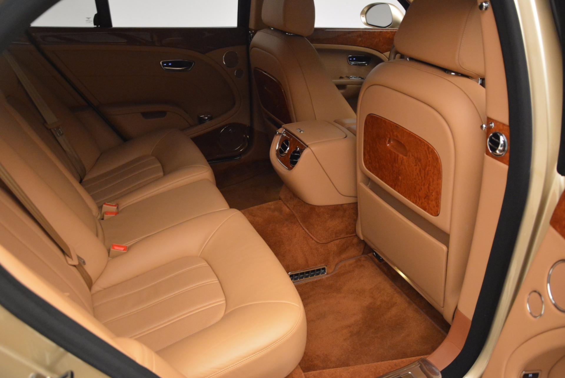 Used 2011 Bentley Mulsanne  For Sale In Greenwich, CT. Alfa Romeo of Greenwich, B1245A 1081_p36