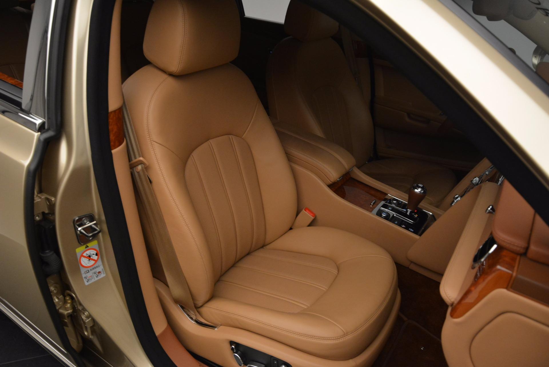 Used 2011 Bentley Mulsanne  For Sale In Greenwich, CT. Alfa Romeo of Greenwich, B1245A 1081_p39