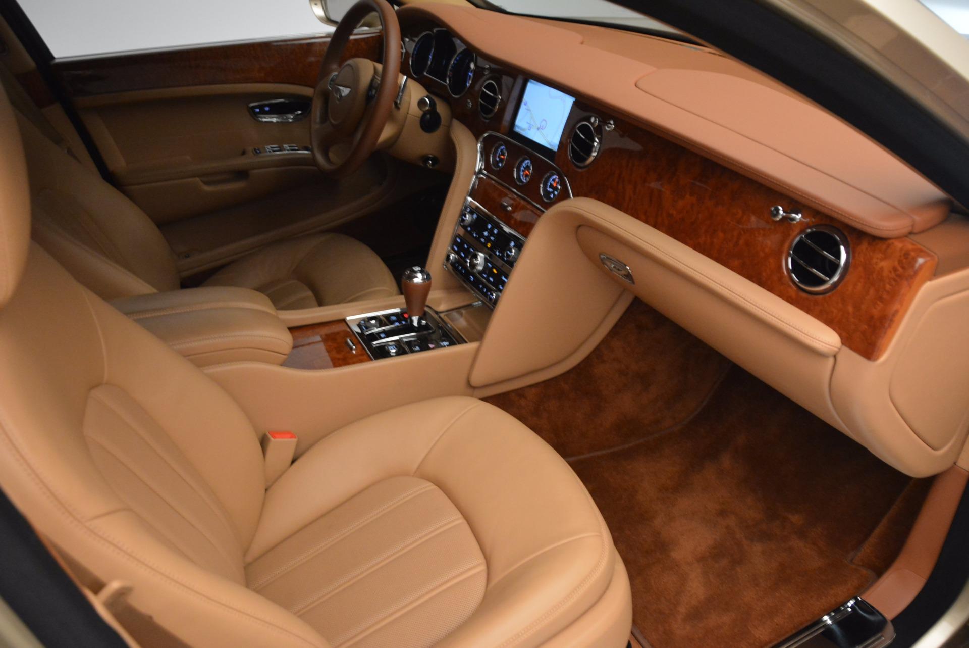 Used 2011 Bentley Mulsanne  For Sale In Greenwich, CT. Alfa Romeo of Greenwich, B1245A 1081_p41