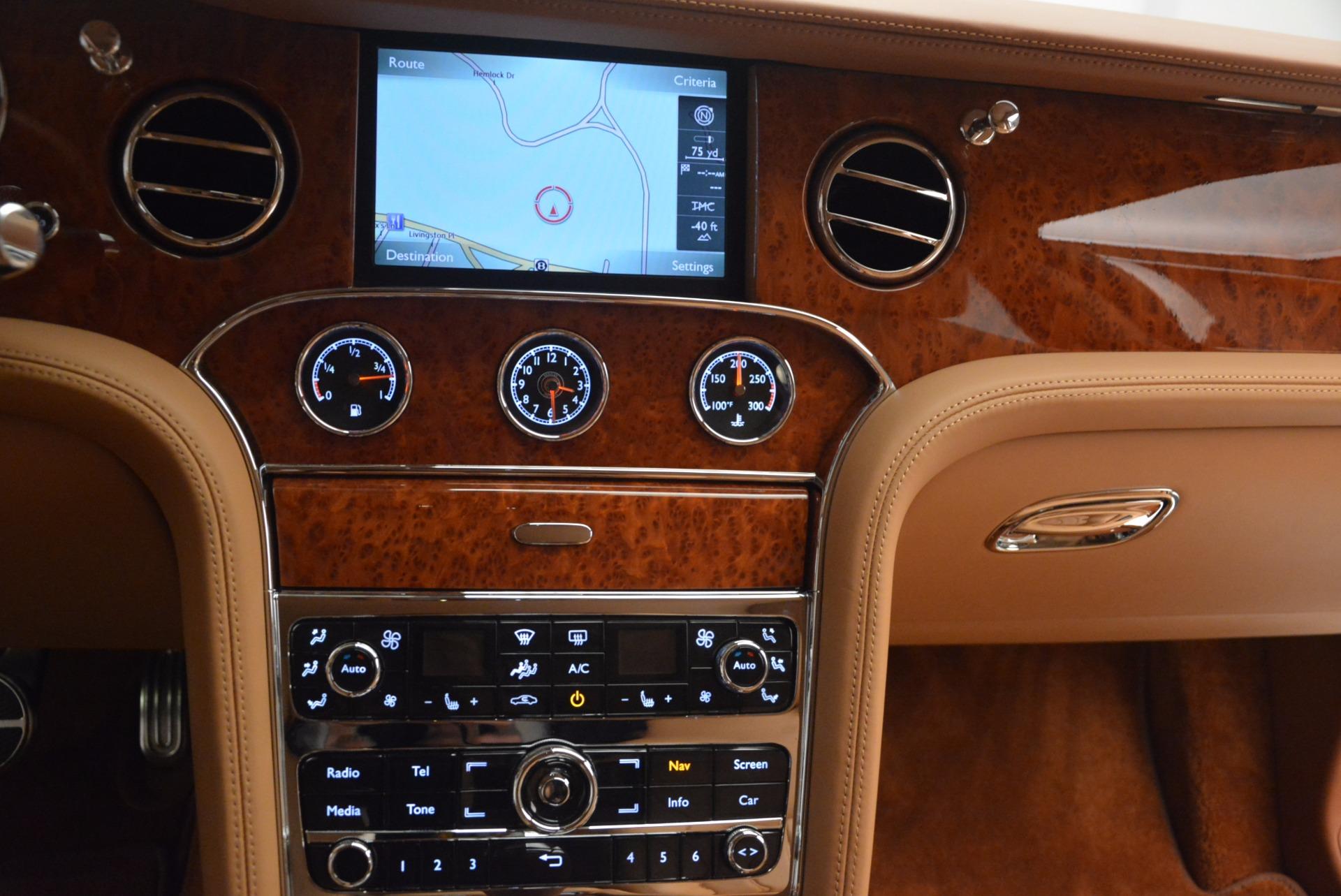 Used 2011 Bentley Mulsanne  For Sale In Greenwich, CT. Alfa Romeo of Greenwich, B1245A 1081_p44