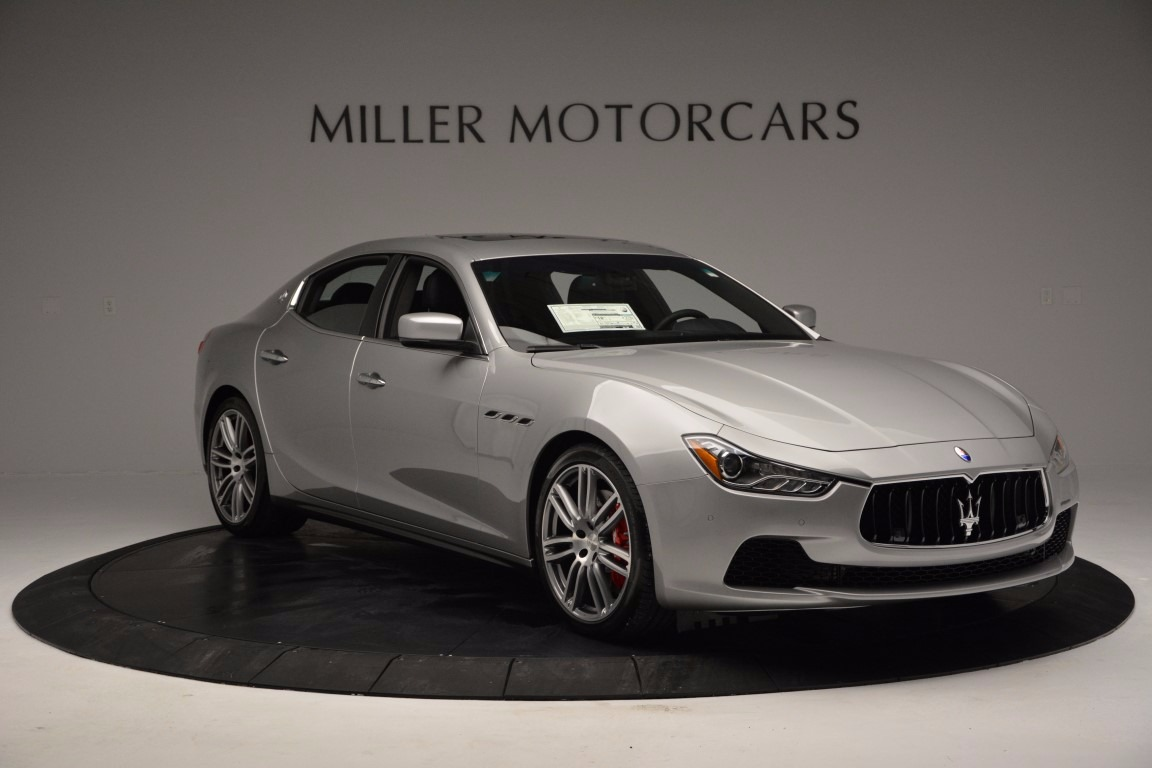 New 2017 Maserati Ghibli S Q4 For Sale In Greenwich, CT. Alfa Romeo of Greenwich, M1838 1084_p11
