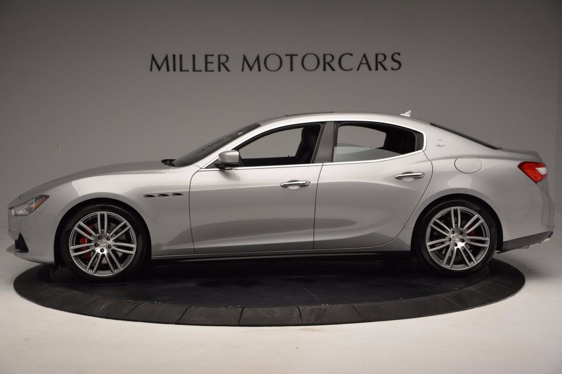 New 2017 Maserati Ghibli S Q4 For Sale In Greenwich, CT. Alfa Romeo of Greenwich, M1838 1084_p3