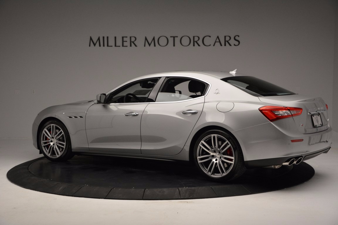 New 2017 Maserati Ghibli S Q4 For Sale In Greenwich, CT. Alfa Romeo of Greenwich, M1838 1084_p4