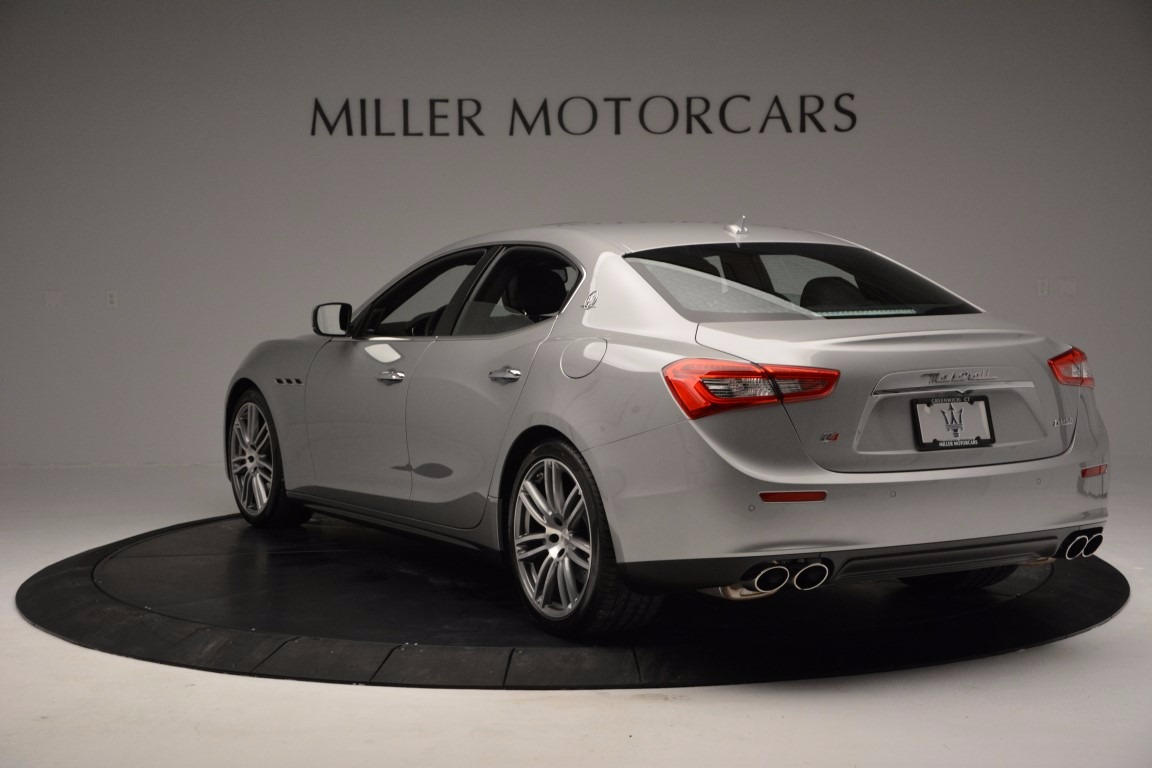 New 2017 Maserati Ghibli S Q4 For Sale In Greenwich, CT. Alfa Romeo of Greenwich, M1838 1084_p5