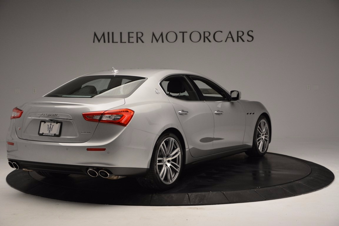 New 2017 Maserati Ghibli S Q4 For Sale In Greenwich, CT. Alfa Romeo of Greenwich, M1838 1084_p7