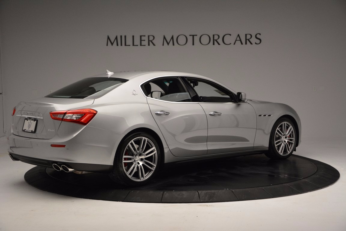 New 2017 Maserati Ghibli S Q4 For Sale In Greenwich, CT. Alfa Romeo of Greenwich, M1838 1084_p8