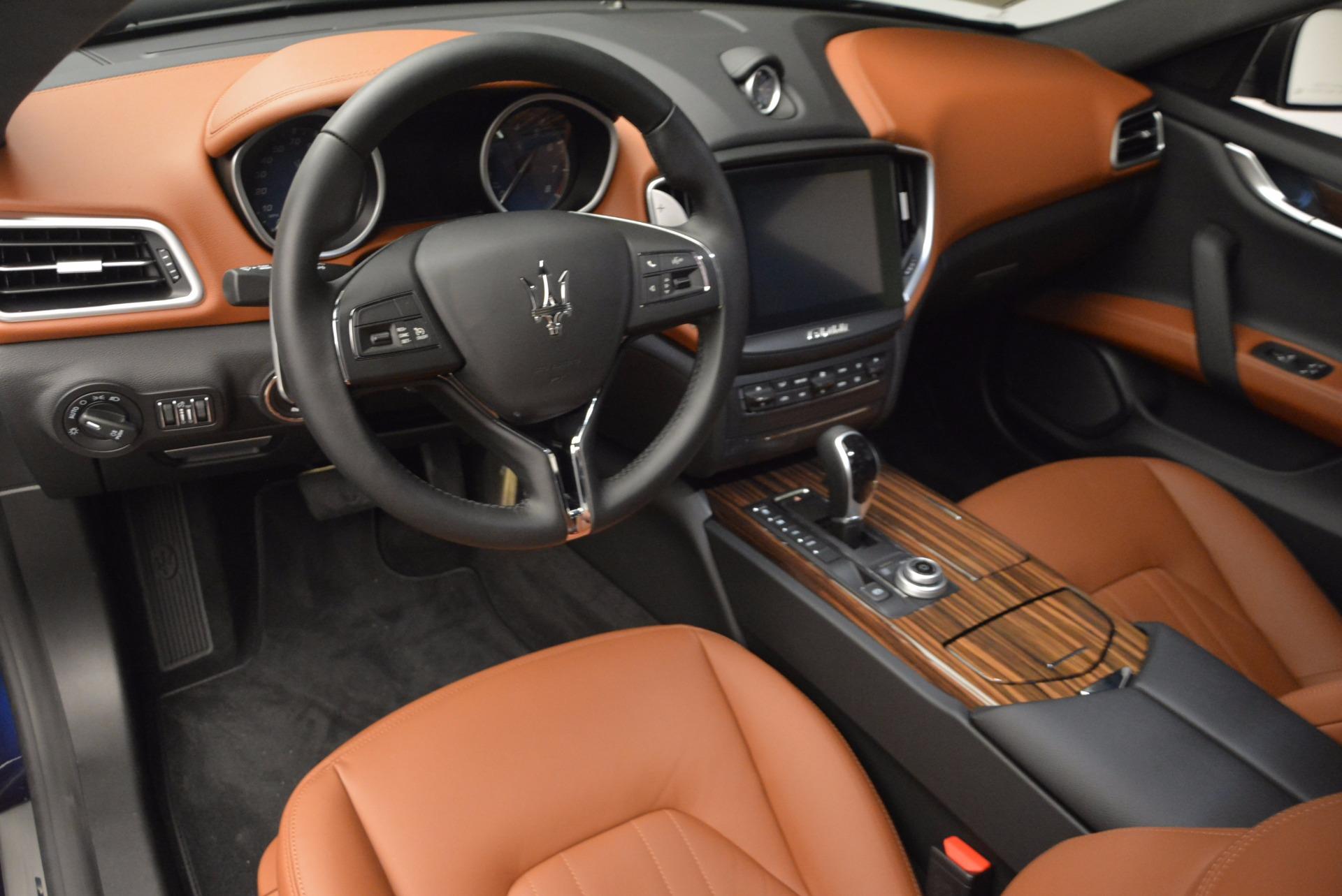New 2017 Maserati Ghibli SQ4 S Q4 For Sale In Greenwich, CT. Alfa Romeo of Greenwich, M1839 1085_p13