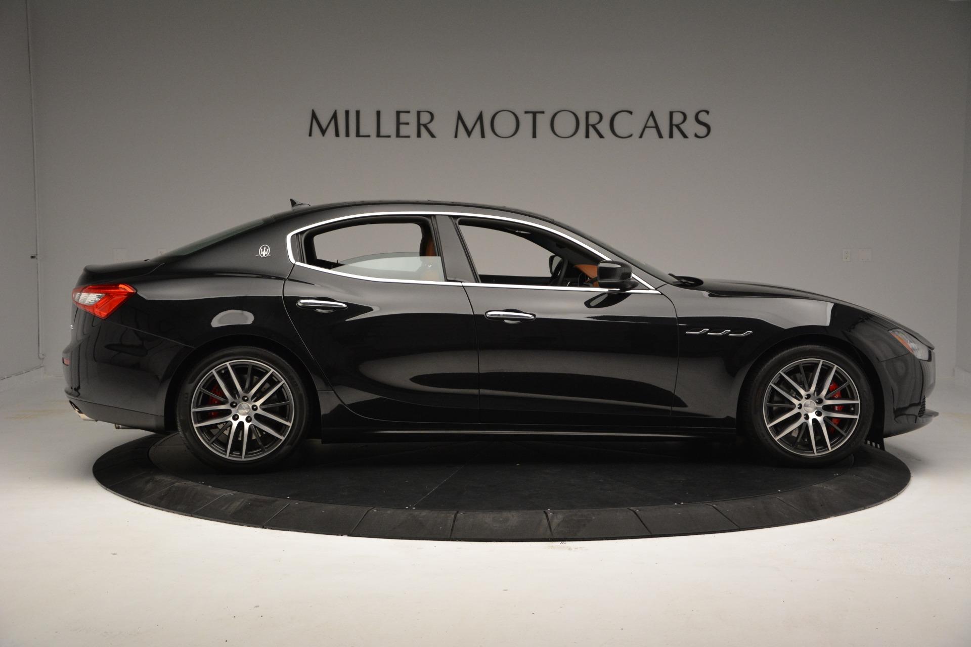 New 2017 Maserati Ghibli SQ4 S Q4 For Sale In Greenwich, CT. Alfa Romeo of Greenwich, M1839 1085_p9
