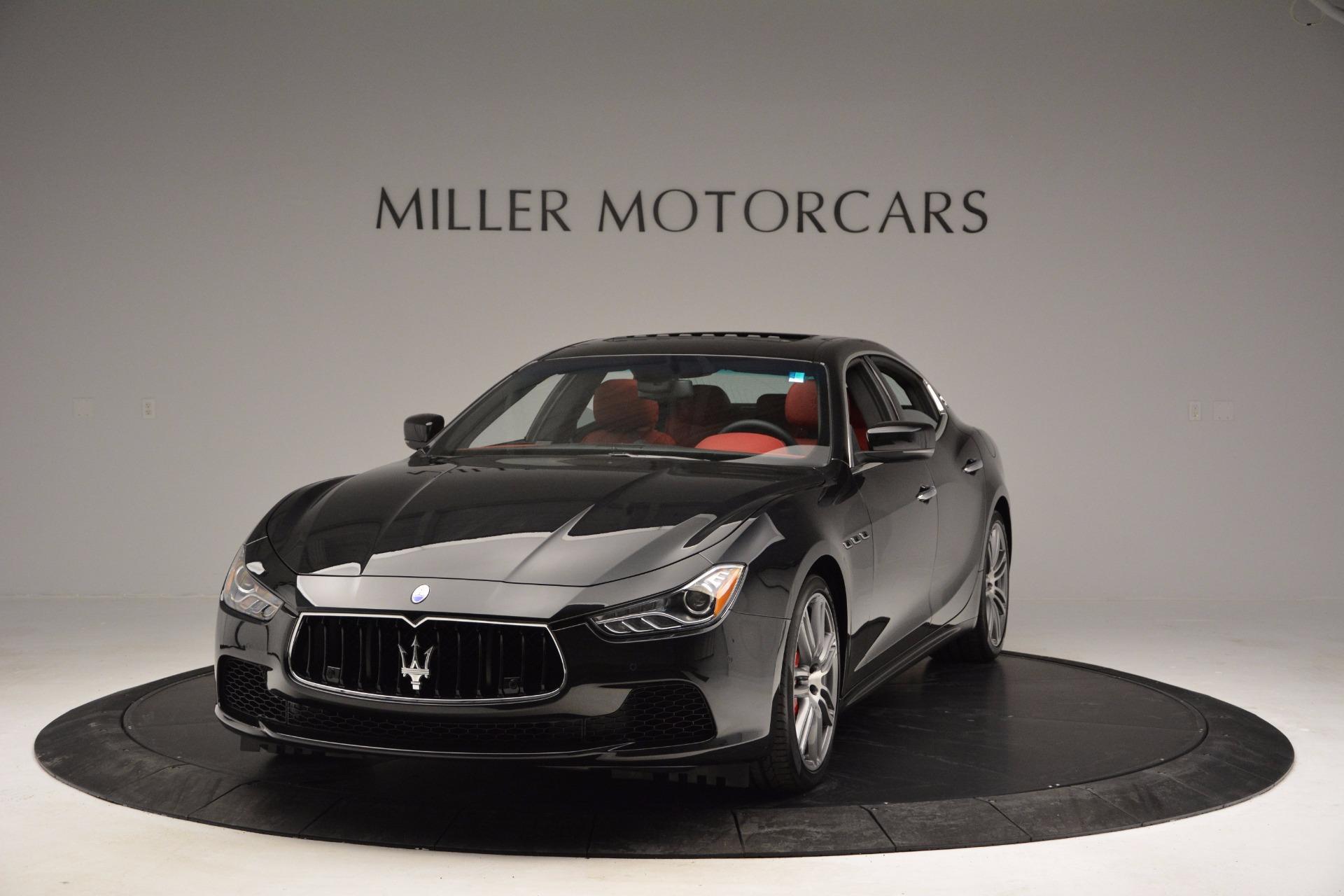 New 2017 Maserati Ghibli SQ4 For Sale In Greenwich, CT. Alfa Romeo of Greenwich, M1840 1086_p14