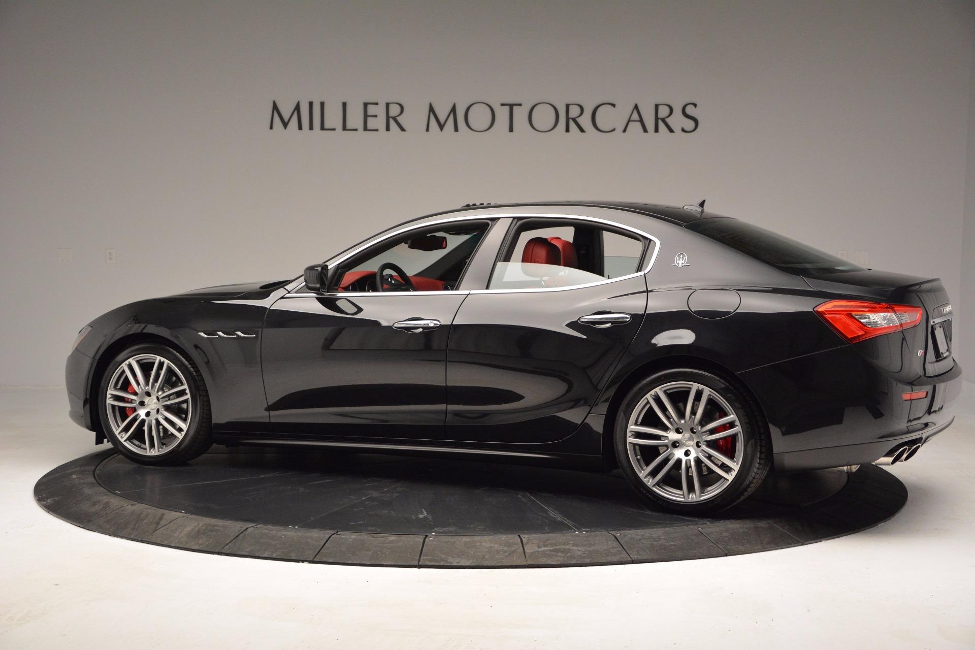 New 2017 Maserati Ghibli SQ4 For Sale In Greenwich, CT. Alfa Romeo of Greenwich, M1840 1086_p5