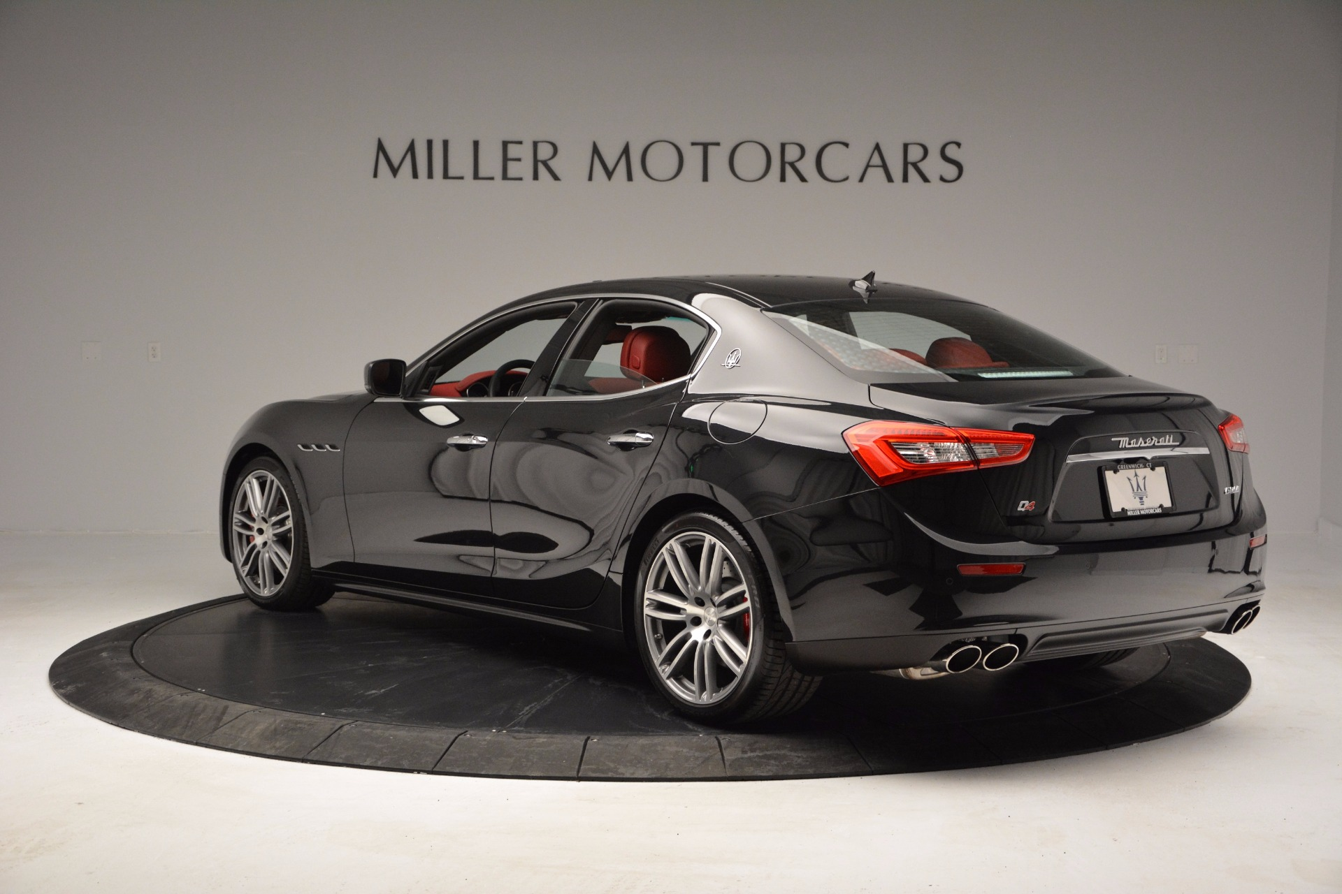 New 2017 Maserati Ghibli SQ4 For Sale In Greenwich, CT. Alfa Romeo of Greenwich, M1840 1086_p6