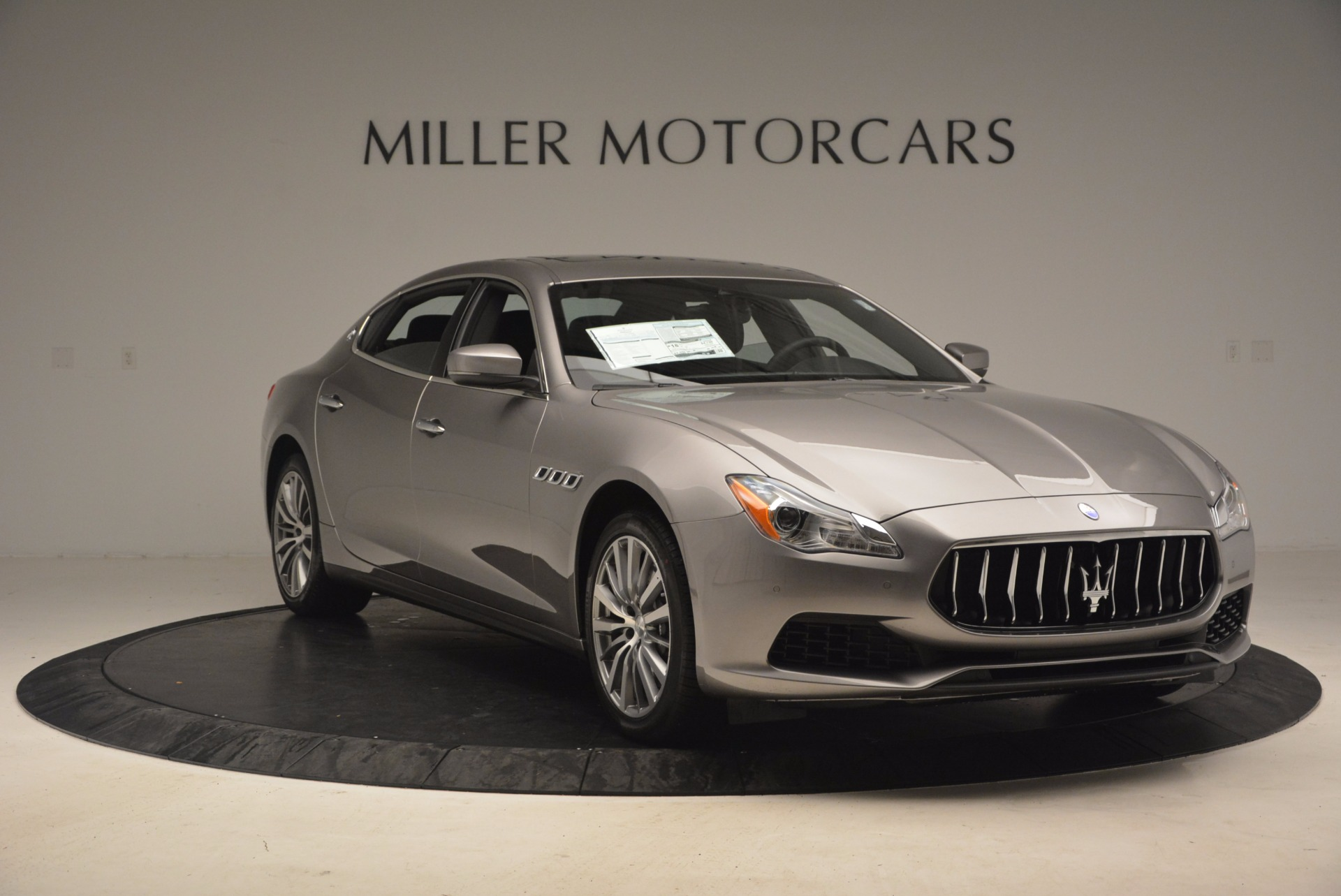 New 2017 Maserati Quattroporte SQ4 For Sale In Greenwich, CT. Alfa Romeo of Greenwich, M1844 1090_p11