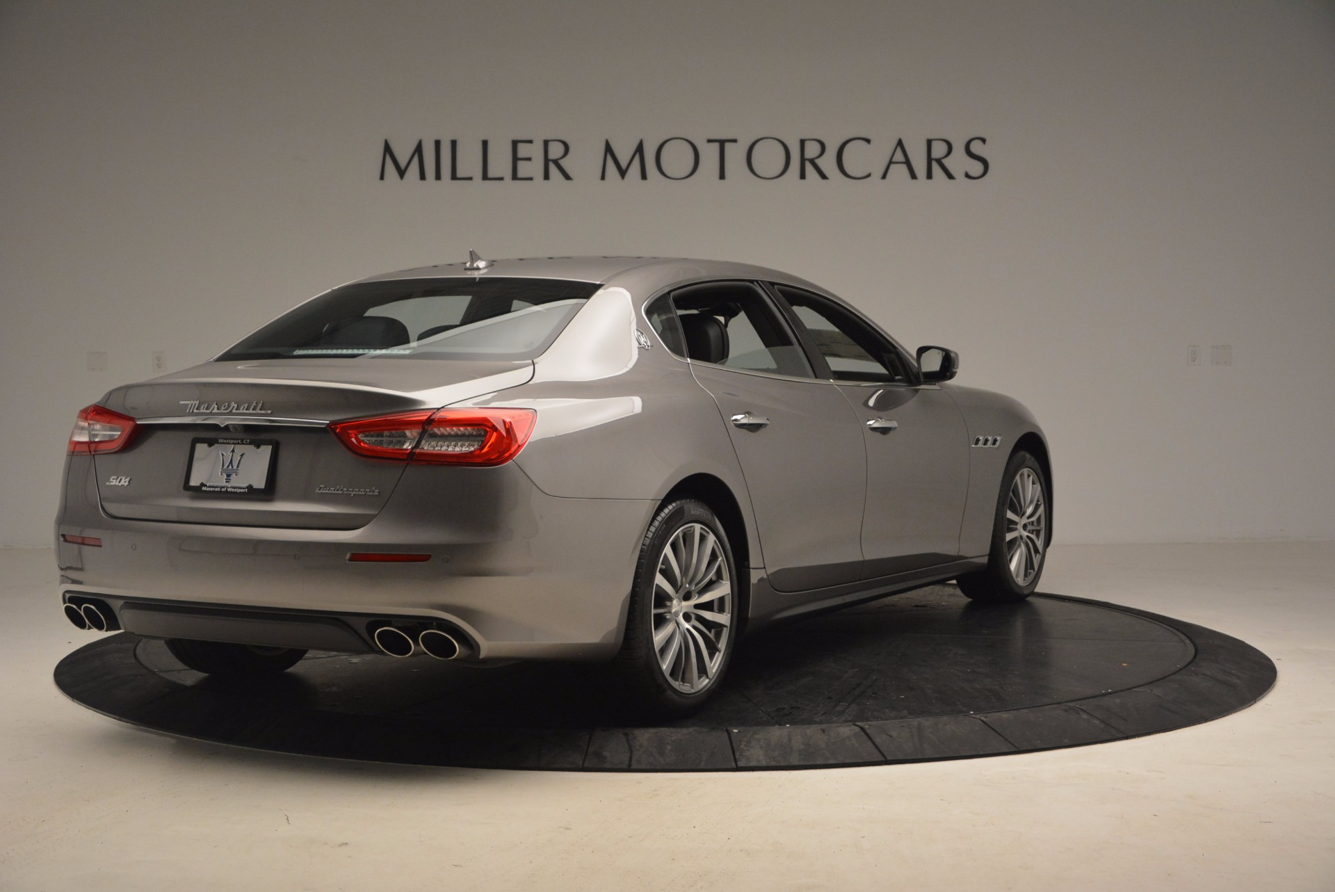 New 2017 Maserati Quattroporte SQ4 For Sale In Greenwich, CT. Alfa Romeo of Greenwich, M1844 1090_p7