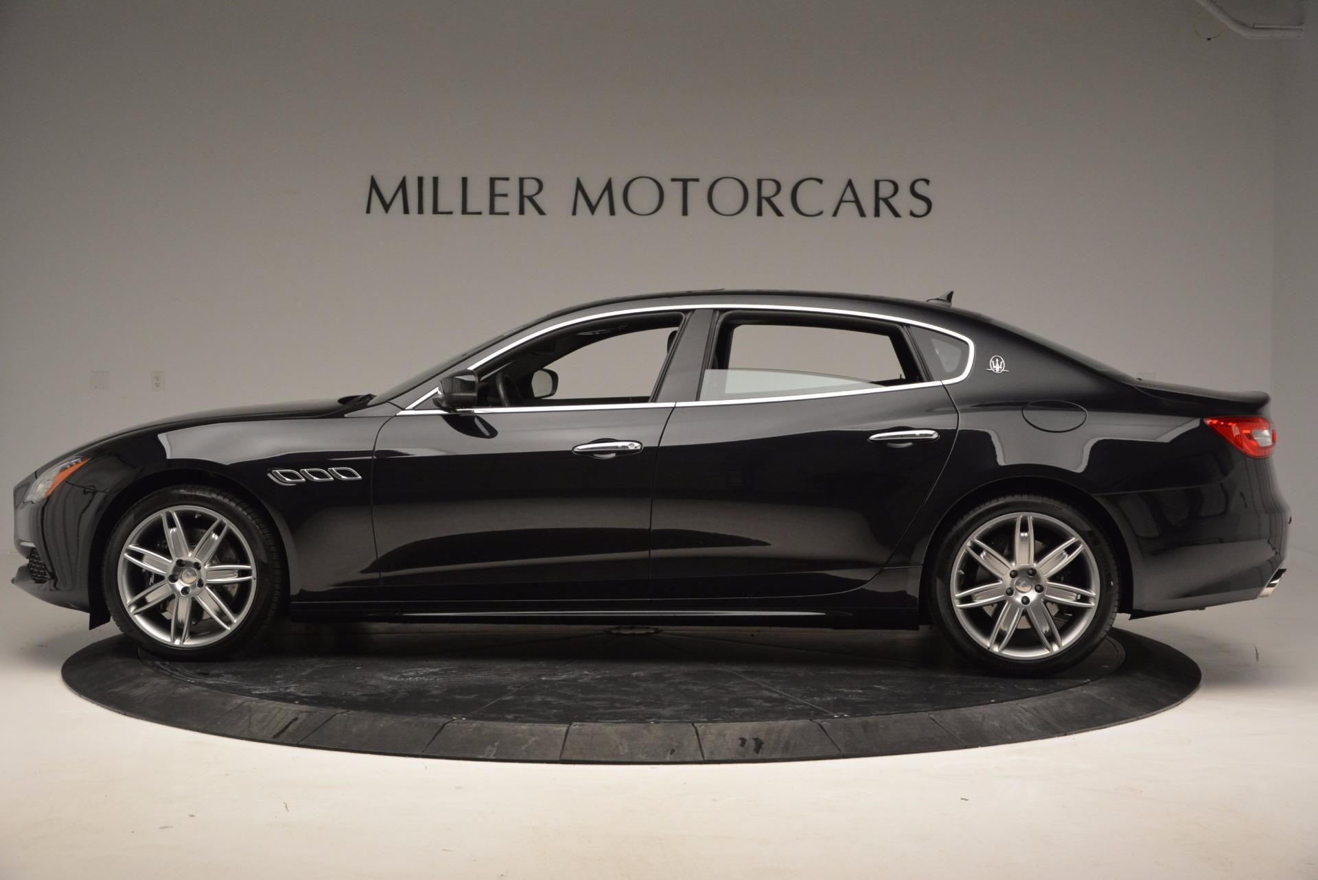 New 2017 Maserati Quattroporte S Q4 For Sale In Greenwich, CT. Alfa Romeo of Greenwich, M1833 1092_p3