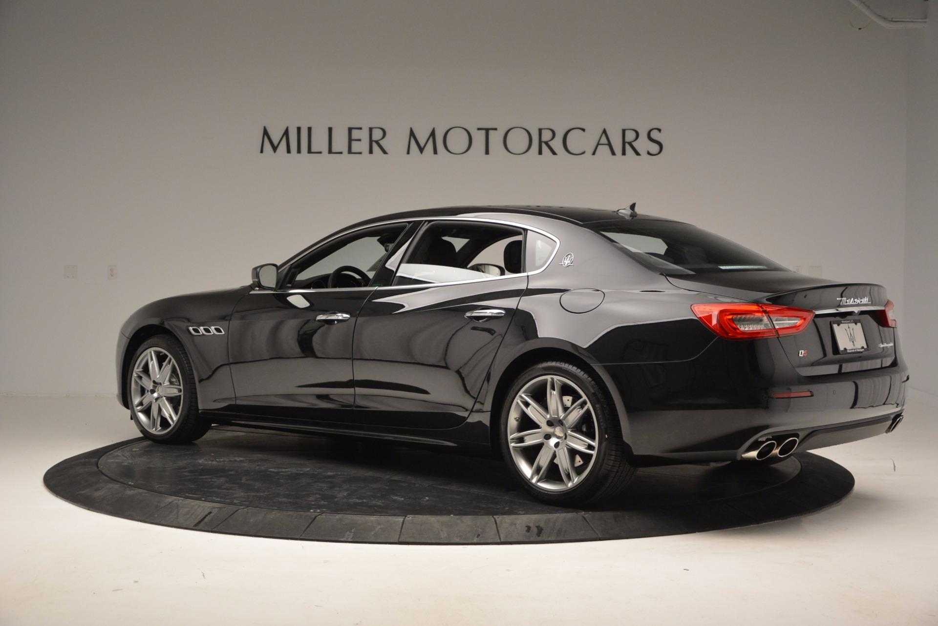 New 2017 Maserati Quattroporte S Q4 For Sale In Greenwich, CT. Alfa Romeo of Greenwich, M1833 1092_p4