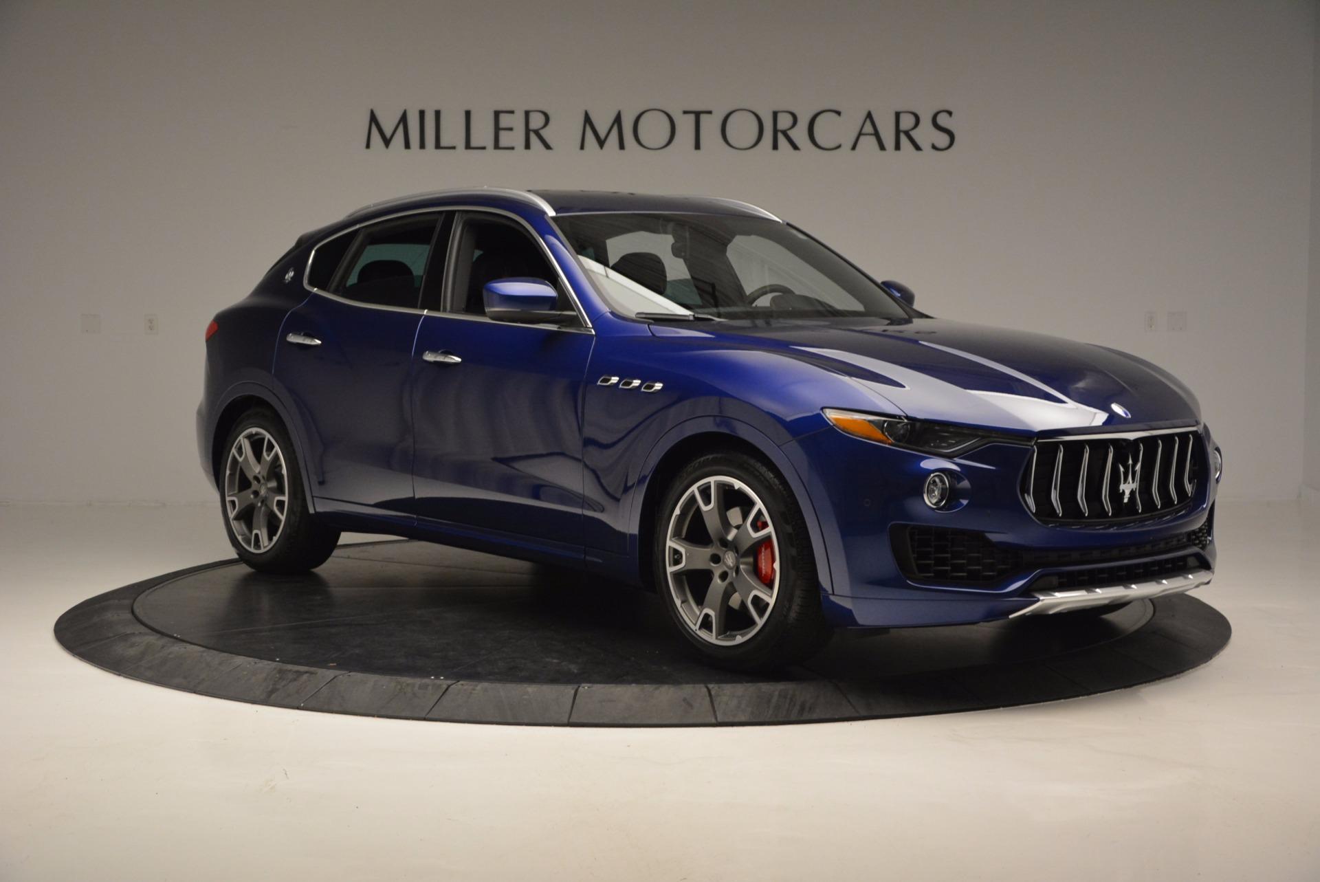 New 2017 Maserati Levante S For Sale In Greenwich, CT. Alfa Romeo of Greenwich, W437 1093_p5