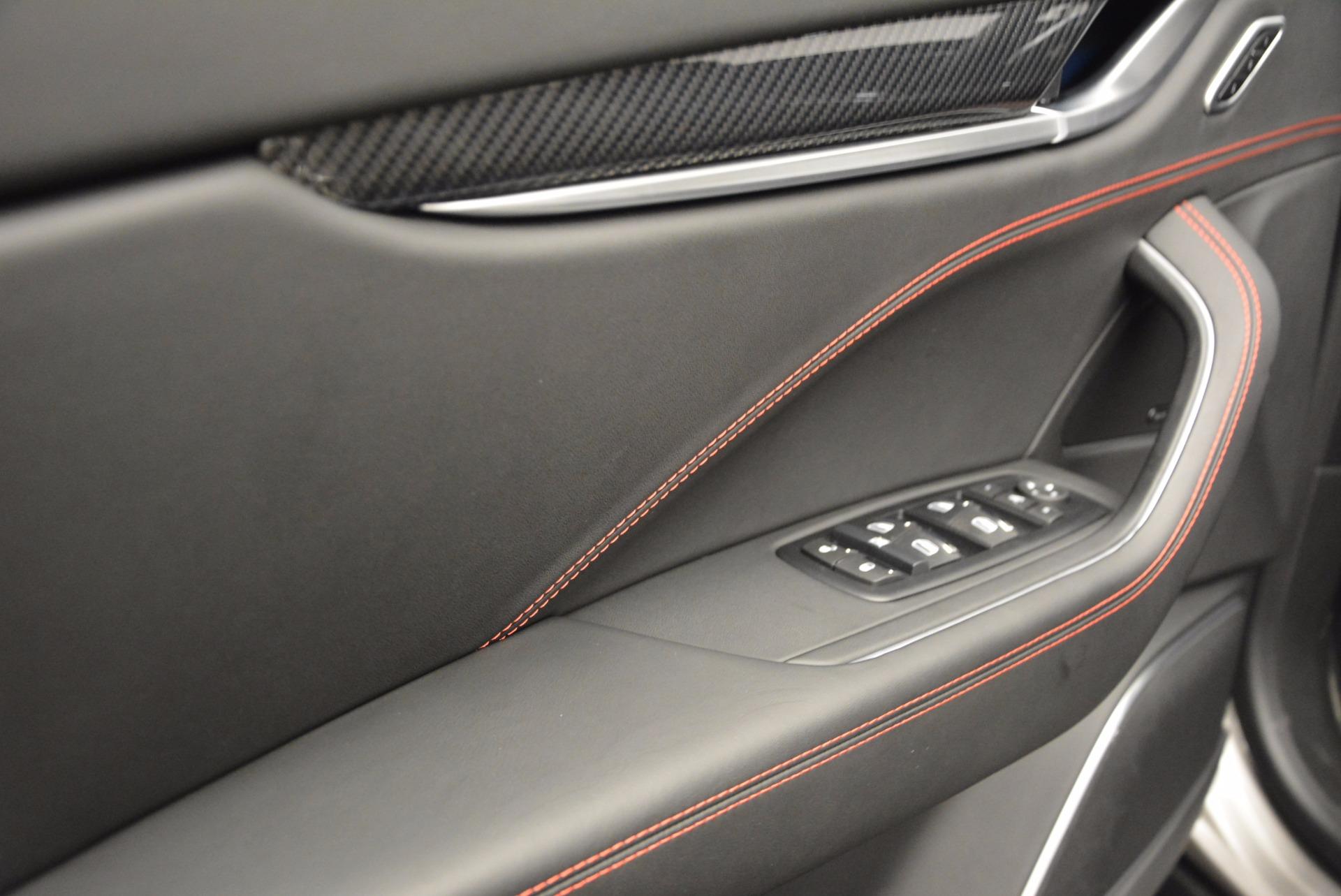 New 2017 Maserati Levante S Q4 For Sale In Greenwich, CT. Alfa Romeo of Greenwich, W436 1094_p14