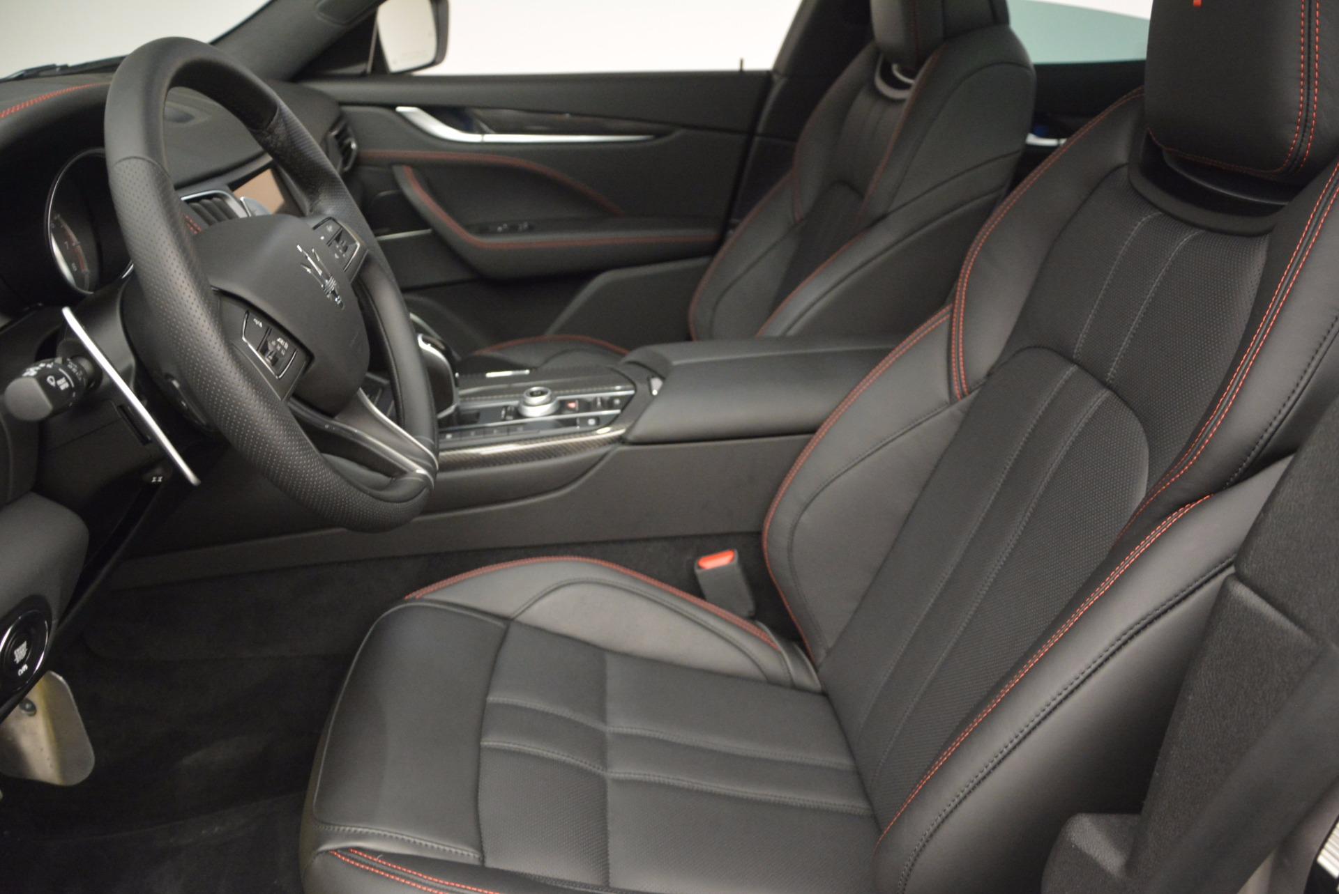 New 2017 Maserati Levante S Q4 For Sale In Greenwich, CT. Alfa Romeo of Greenwich, W436 1094_p16