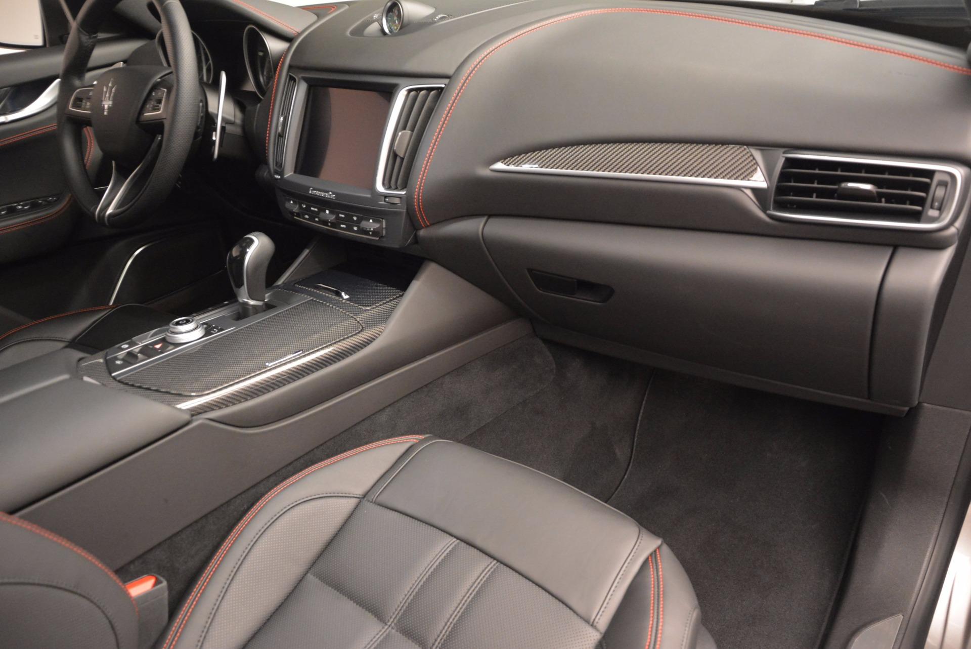 New 2017 Maserati Levante S Q4 For Sale In Greenwich, CT. Alfa Romeo of Greenwich, W436 1094_p22