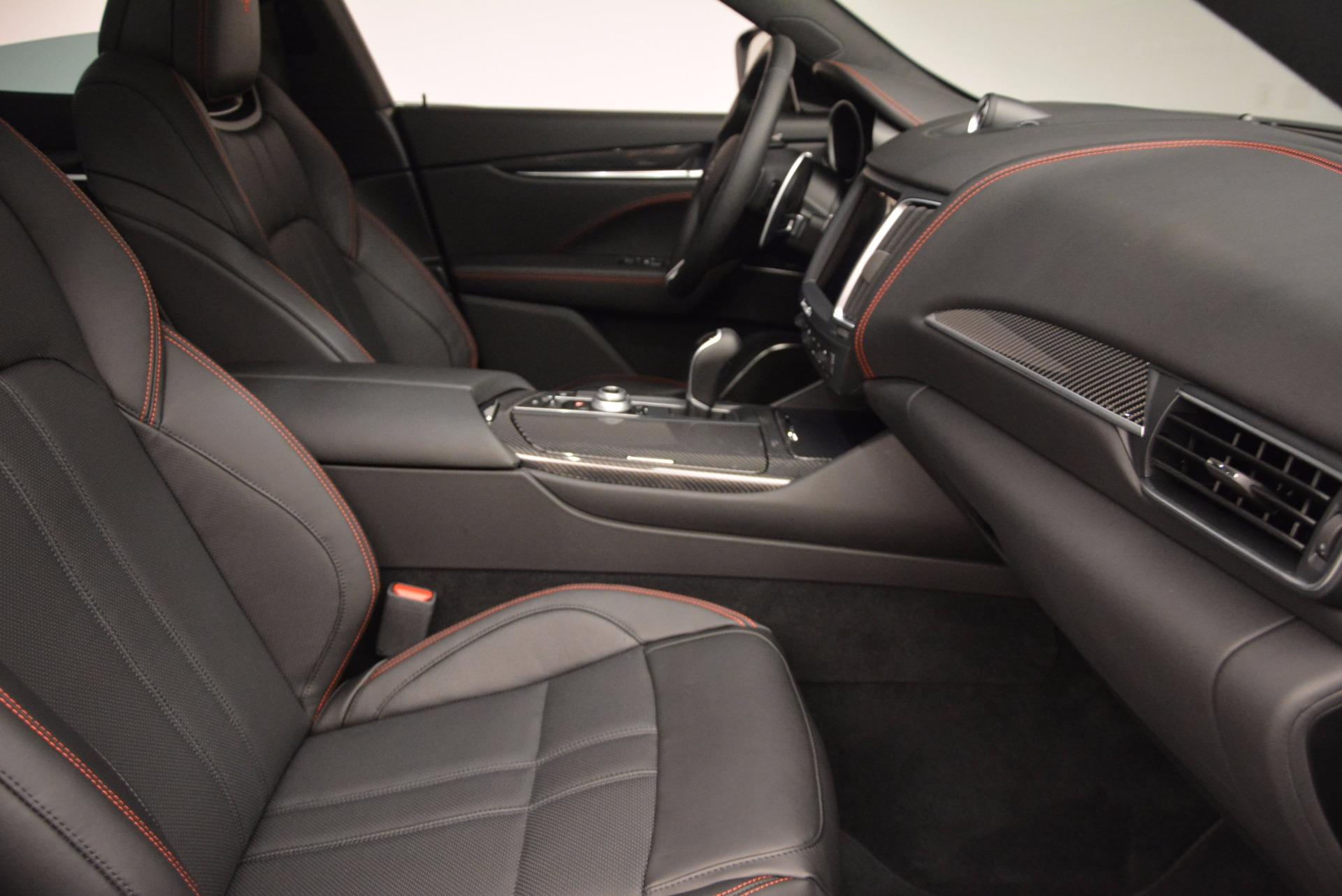 New 2017 Maserati Levante S Q4 For Sale In Greenwich, CT. Alfa Romeo of Greenwich, W436 1094_p23