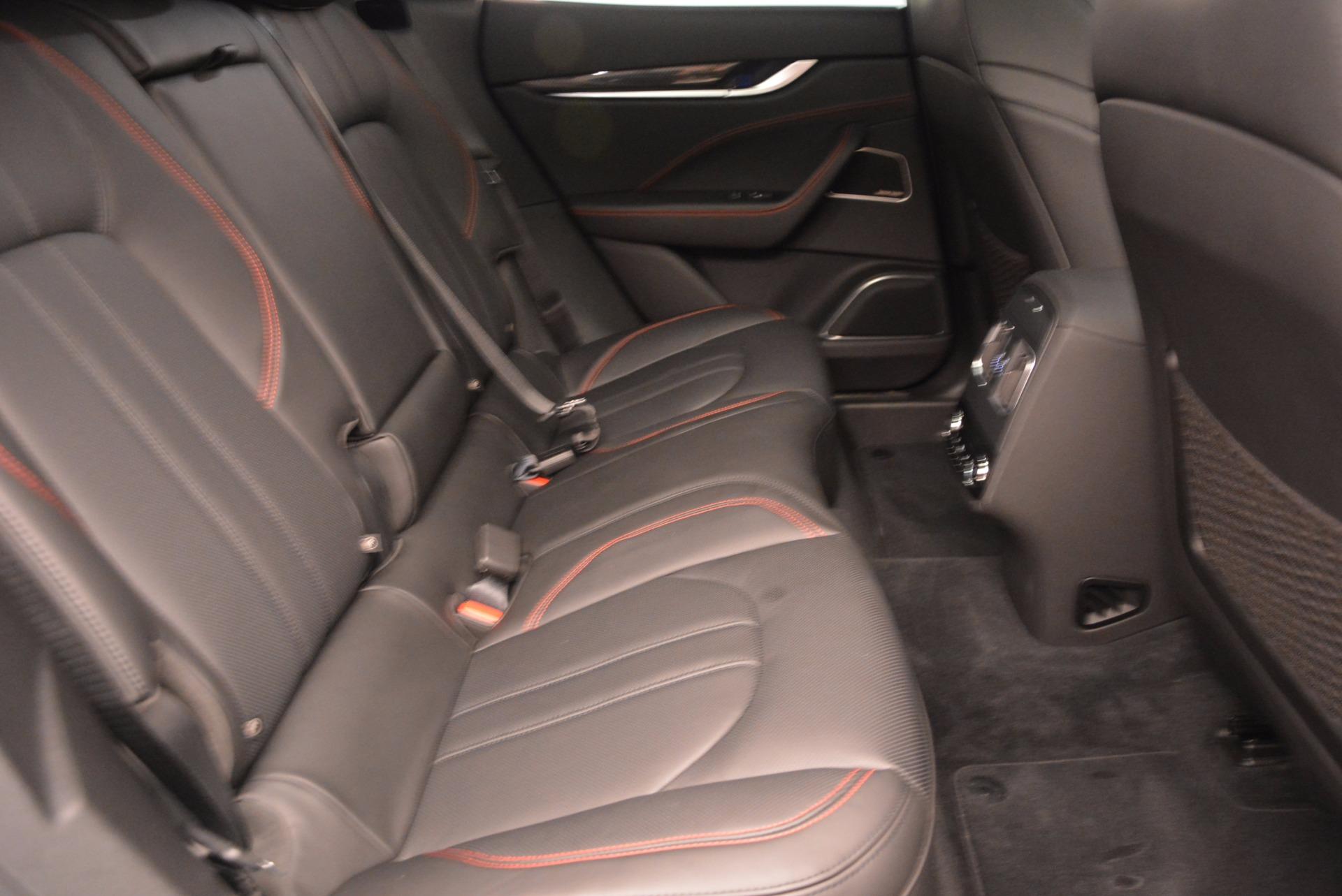 New 2017 Maserati Levante S Q4 For Sale In Greenwich, CT. Alfa Romeo of Greenwich, W436 1094_p26